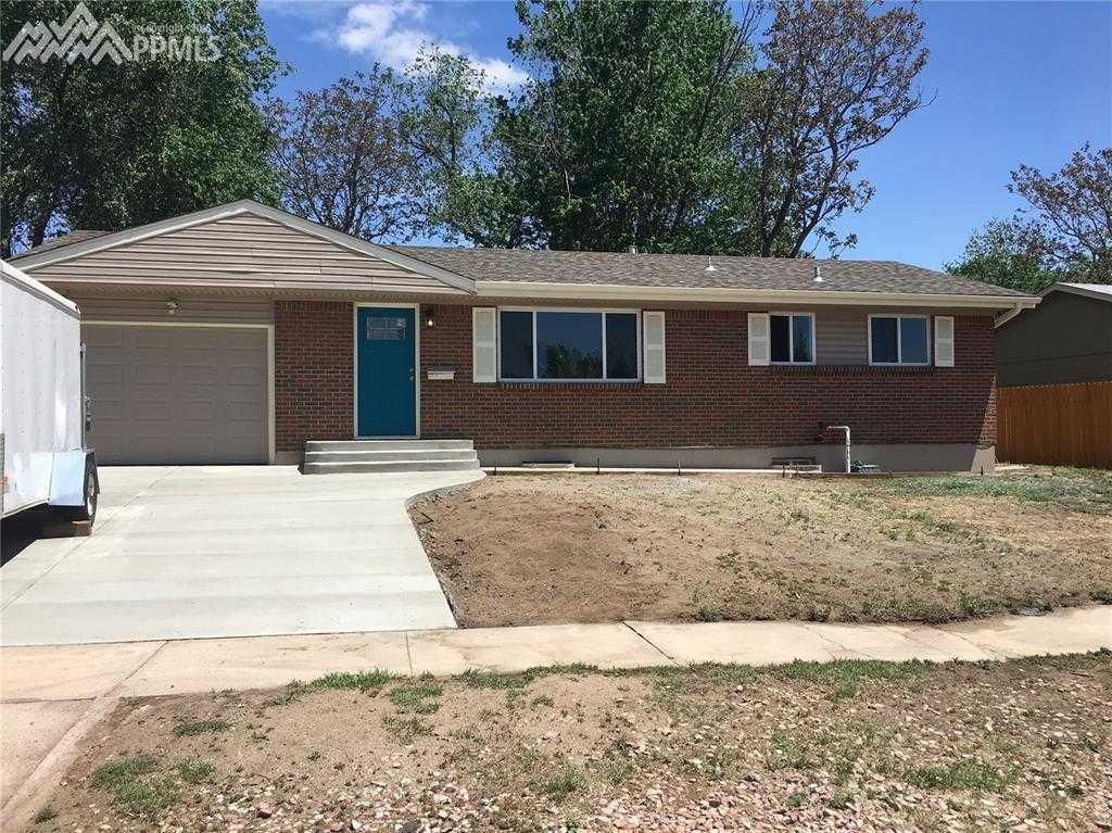 $267,900 - 4Br/2Ba -  for Sale in Colorado Springs