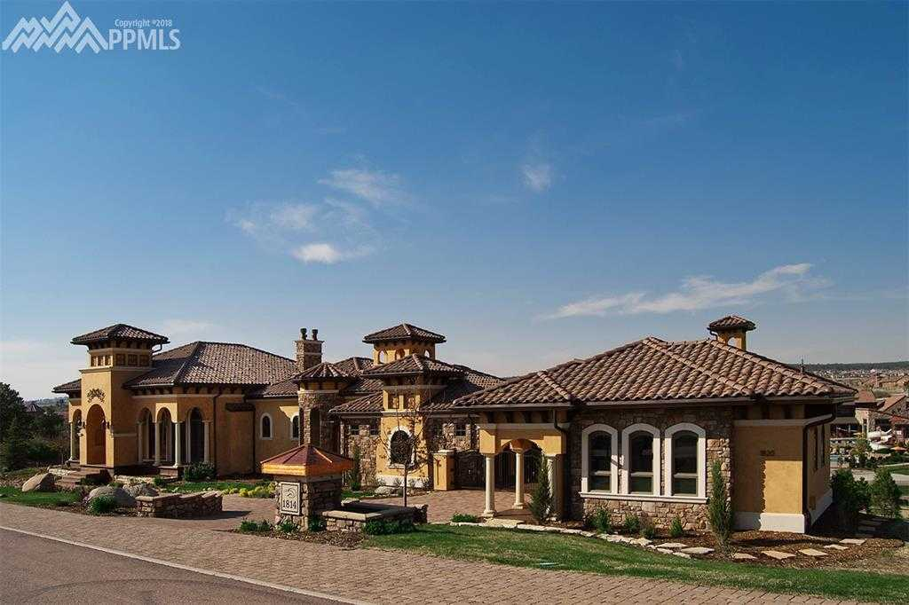 $3,490,000 - 5Br/9Ba -  for Sale in Colorado Springs