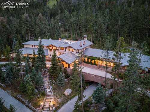 $6,850,000 - 7Br/12Ba -  for Sale in Colorado Springs