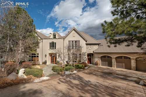$2,875,000 - 5Br/8Ba -  for Sale in Colorado Springs