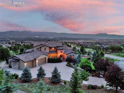 $2,800,000 - 6Br/7Ba -  for Sale in Colorado Springs
