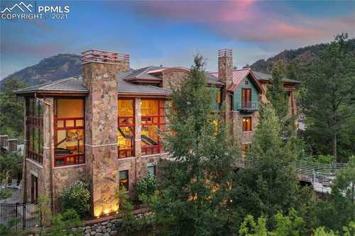 $4,500,000 - 6Br/8Ba -  for Sale in Colorado Springs