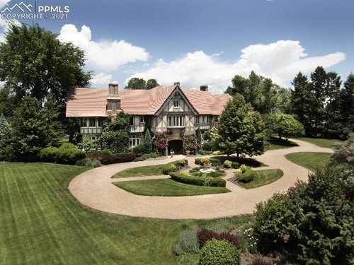$3,990,000 - 9Br/10Ba -  for Sale in Colorado Springs