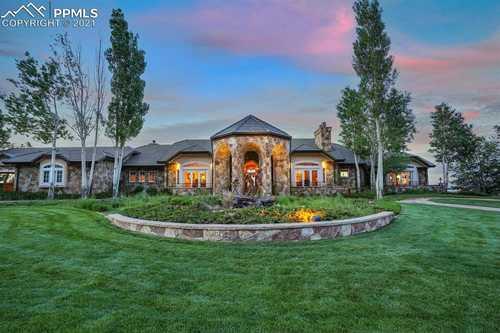 $2,785,000 - 4Br/6Ba -  for Sale in Colorado Springs