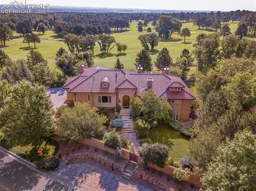 $3,500,000 - 4Br/6Ba -  for Sale in Colorado Springs