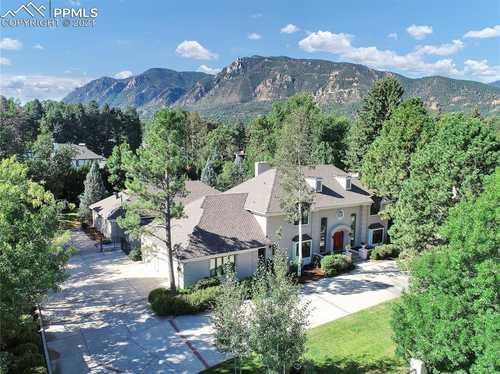 $2,800,000 - 5Br/9Ba -  for Sale in Colorado Springs
