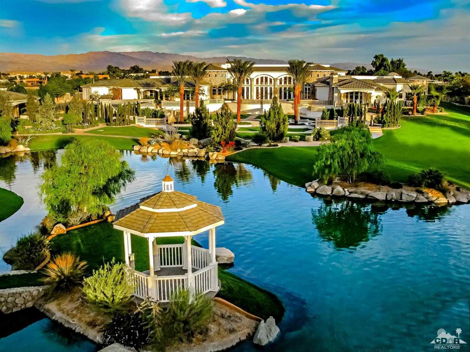 $9,000,000 - 7Br/9Ba -  for Sale in Not Applicable, Rancho Mirage