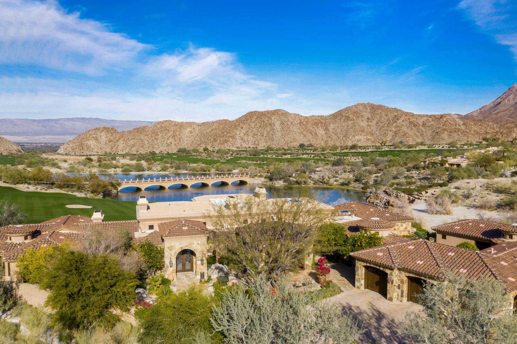 $8,500,000 - 4Br/6Ba -  for Sale in The Reserve, Indian Wells