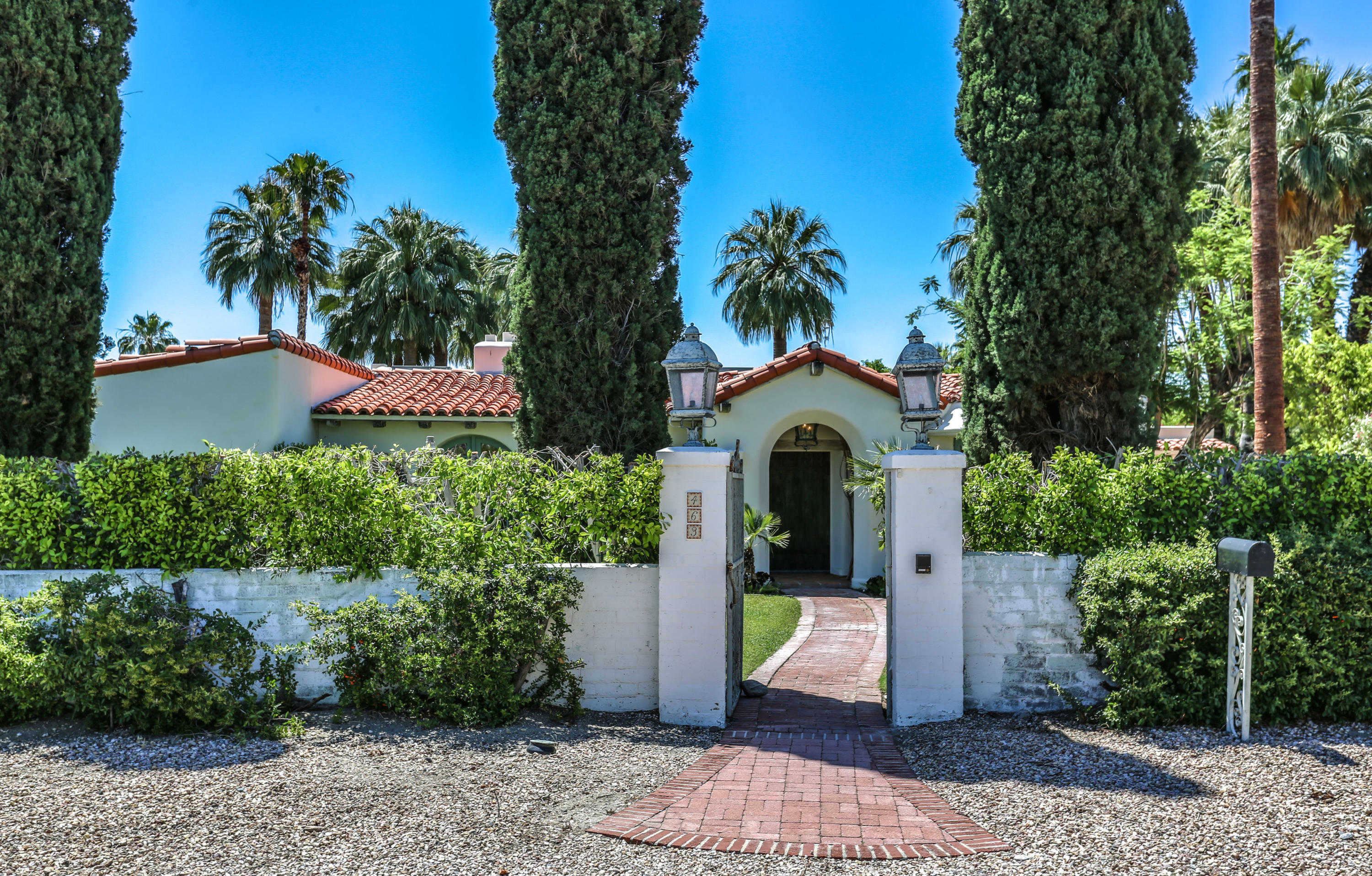 $2,595,000 - 4Br/5Ba -  for Sale in Old Las Palmas, Palm Springs