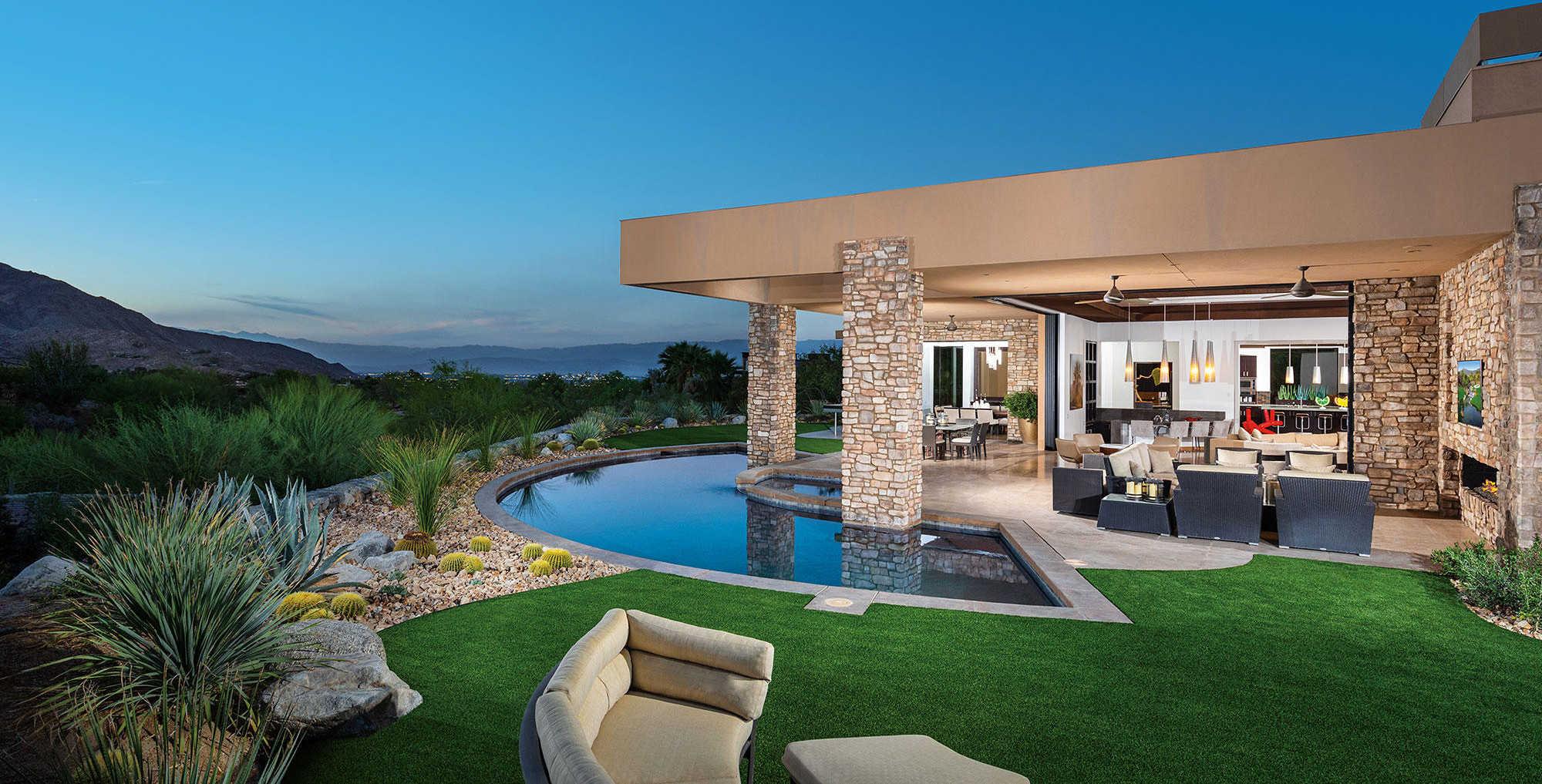 $6,750,000 - 4Br/5Ba -  for Sale in Bighorn Golf Club, Palm Desert