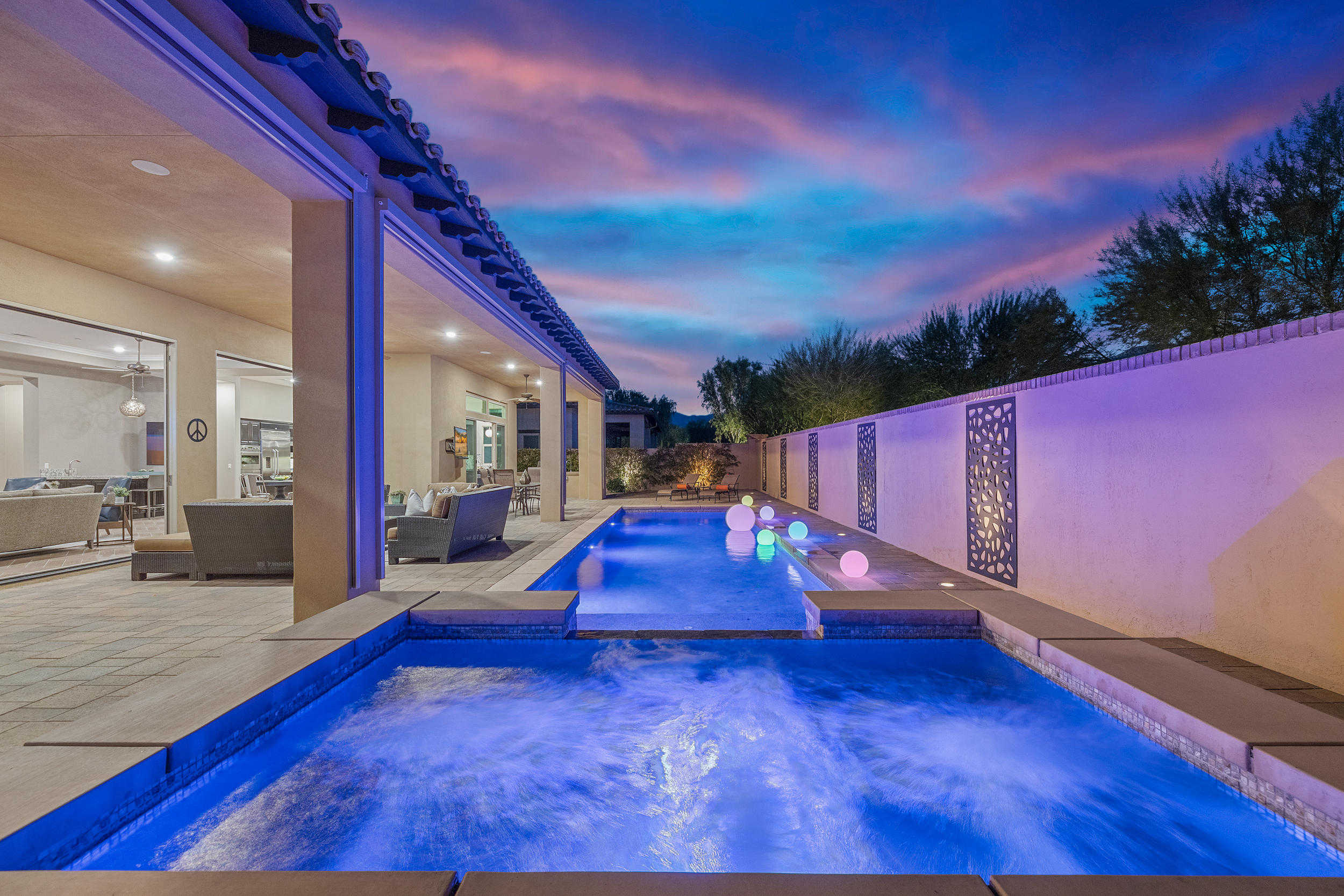$1,295,000 - 4Br/5Ba -  for Sale in Griffin Ranch, La Quinta