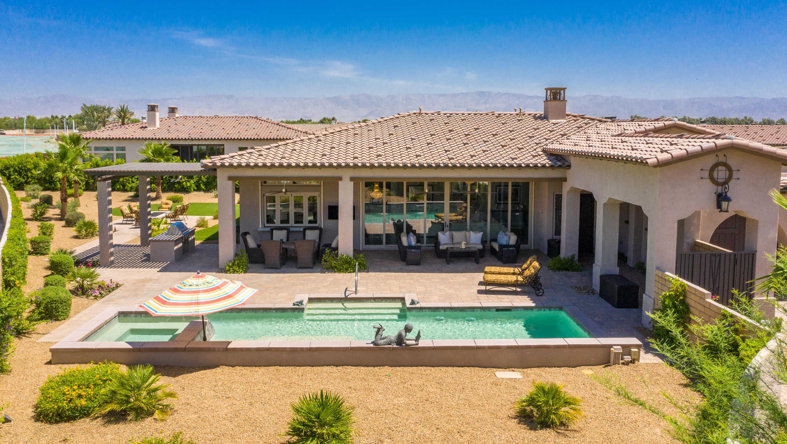 $1,150,000 - 4Br/5Ba -  for Sale in Griffin Ranch, La Quinta