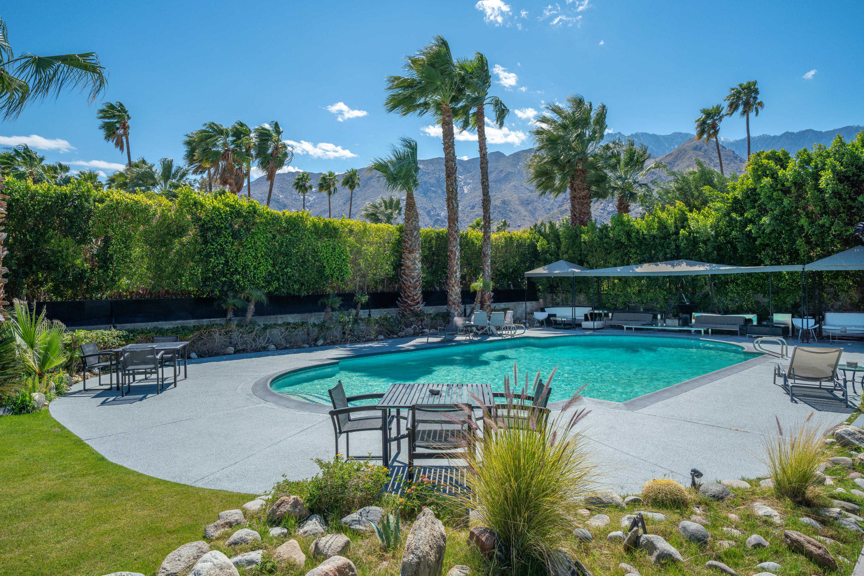 $2,595,000 - 3Br/3Ba -  for Sale in Little Tuscany, Palm Springs