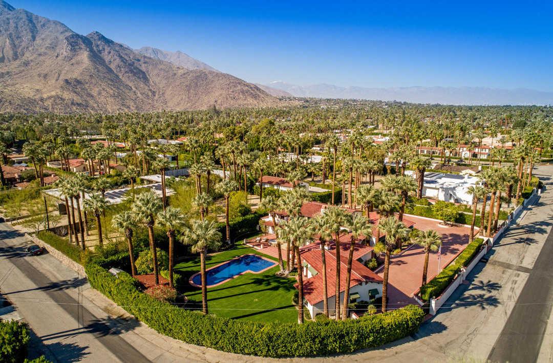 $7,500,000 - 5Br/9Ba -  for Sale in Old Las Palmas, Palm Springs