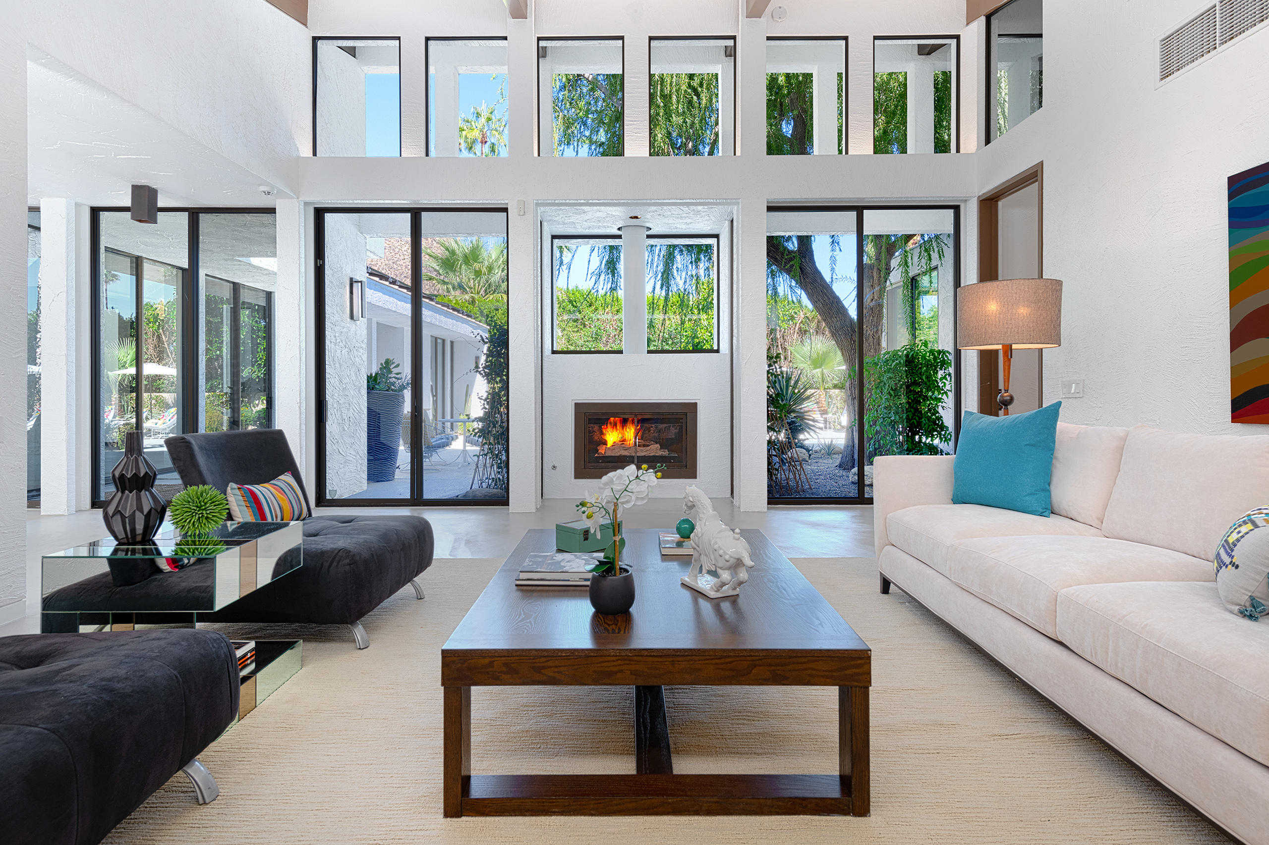 $2,850,000 - 2Br/4Ba -  for Sale in Tennis Club, Palm Springs