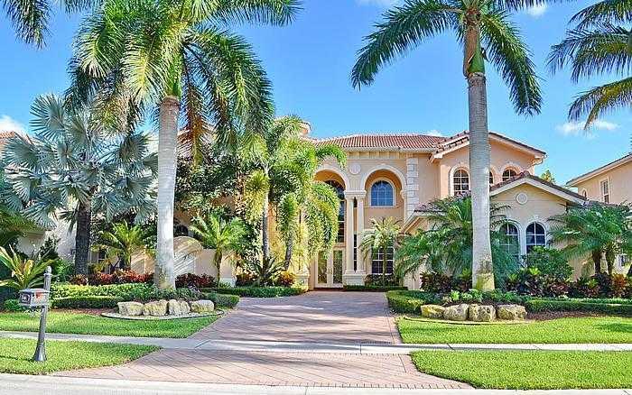 $1,075,000 - 5Br/8Ba -  for Sale in Mizner Country Club, Delray Beach