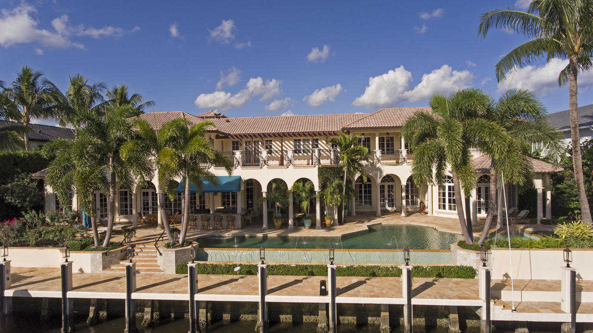 $13,250,000 - 7Br/11Ba -  for Sale in Royal Palm Yacht & Country Club, Boca Raton