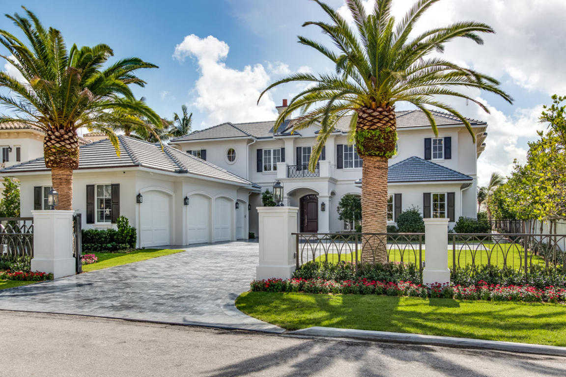 $11,495,000 - 6Br/9Ba -  for Sale in Royal Palm Yacht & Country Club, Boca Raton