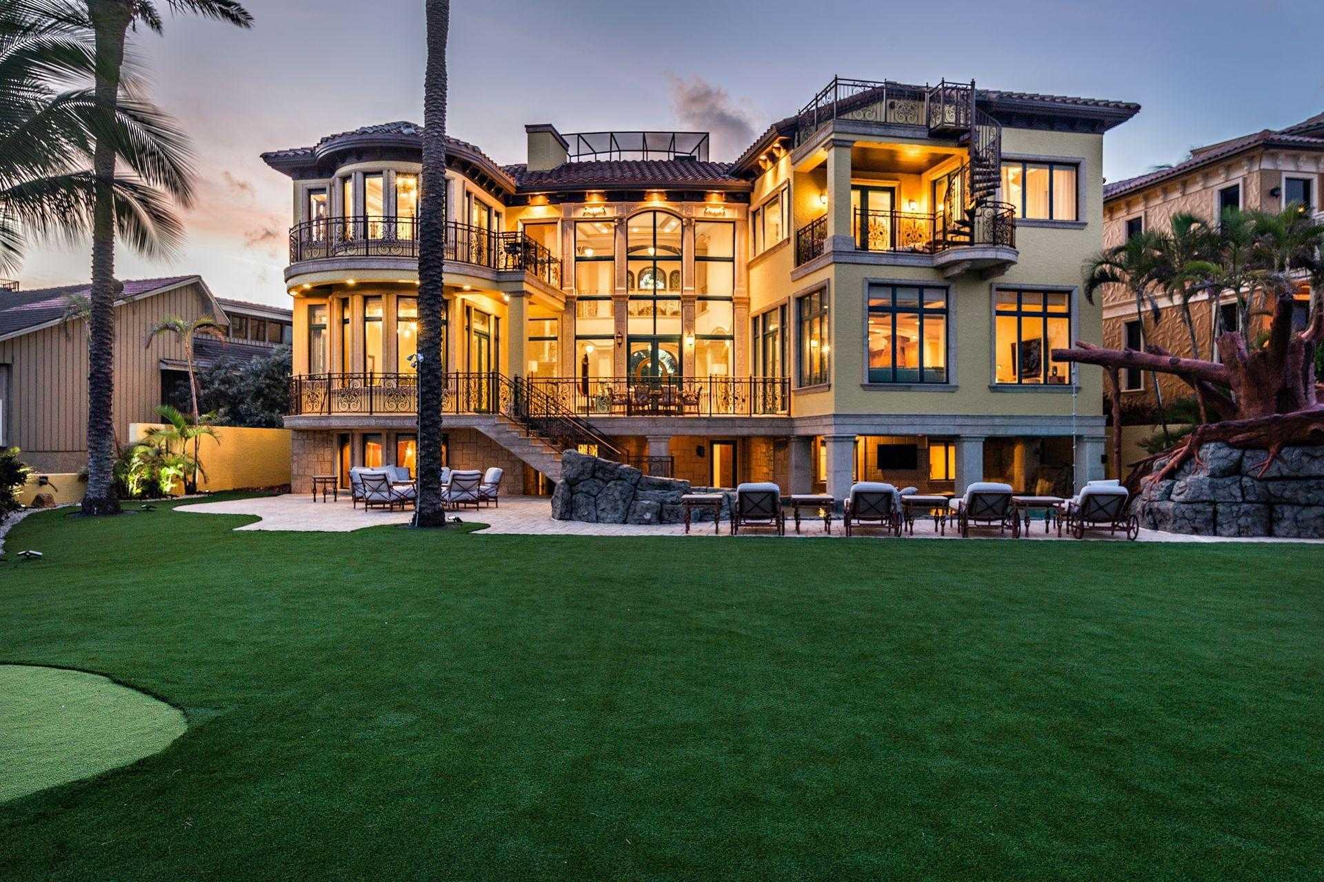 $11,995,000 - 5Br/7Ba -  for Sale in Hillsboro Shores Sec A, Pompano Beach