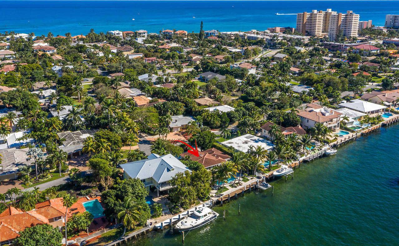 $2,399,000 - 3Br/3Ba -  for Sale in Hillsboro Shores Sec B, Pompano Beach