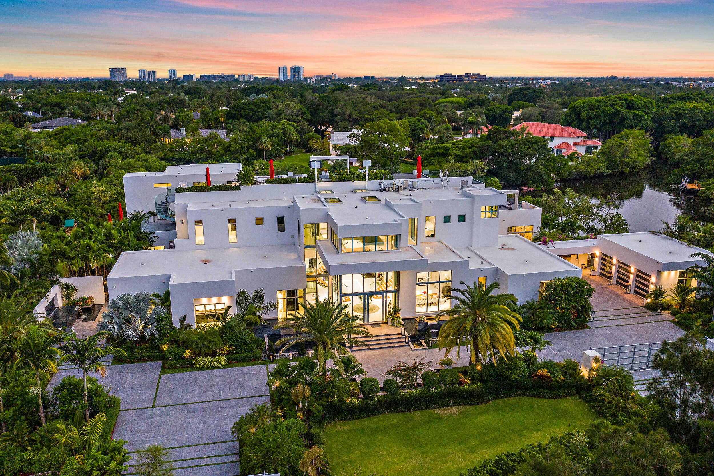 $37,000,000 - 6Br/11Ba -  for Sale in Tropic Isle, North Palm Beach