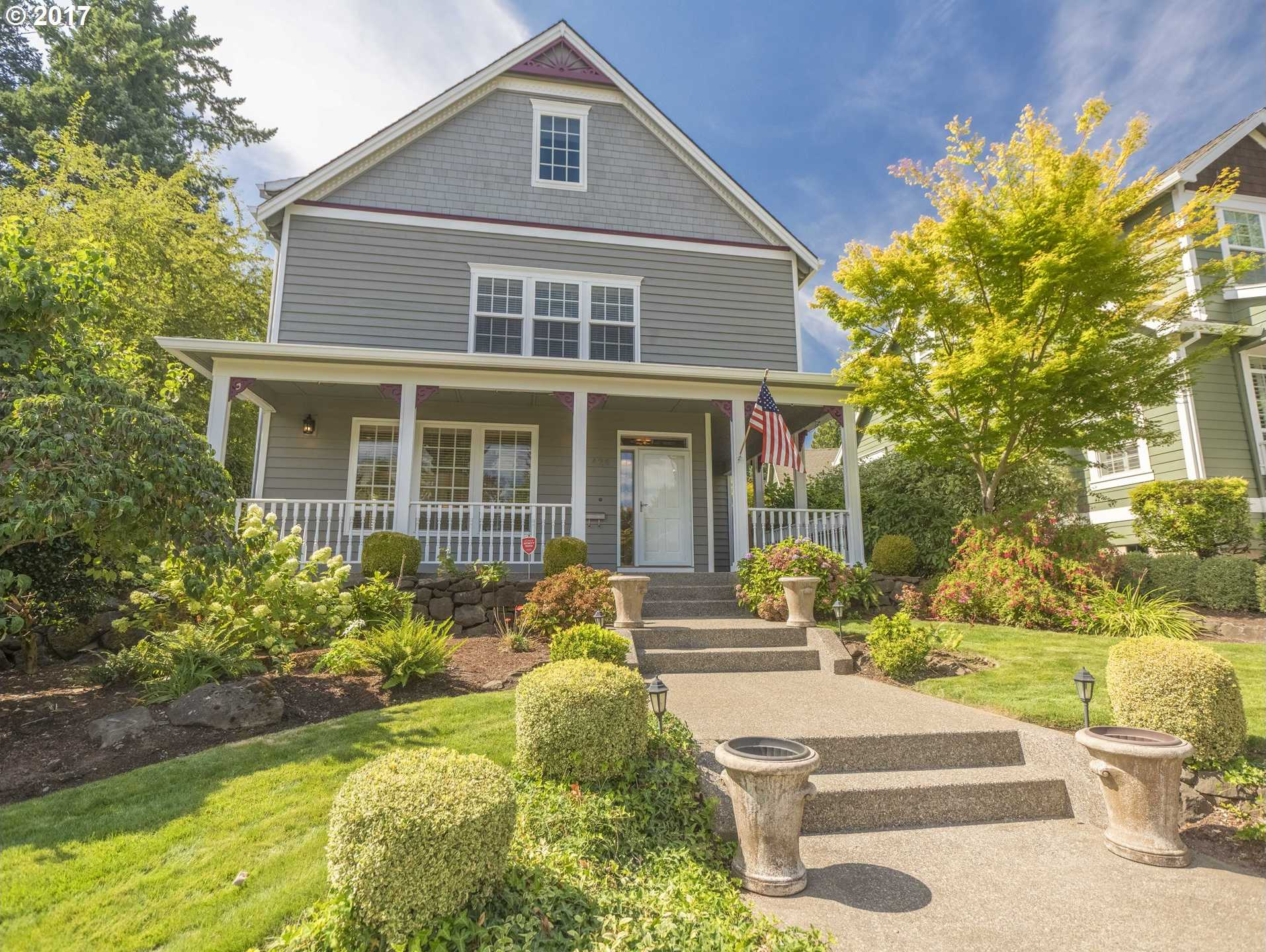 $1,000,000 - 4Br/3Ba -  for Sale in First Addition, Lake Oswego