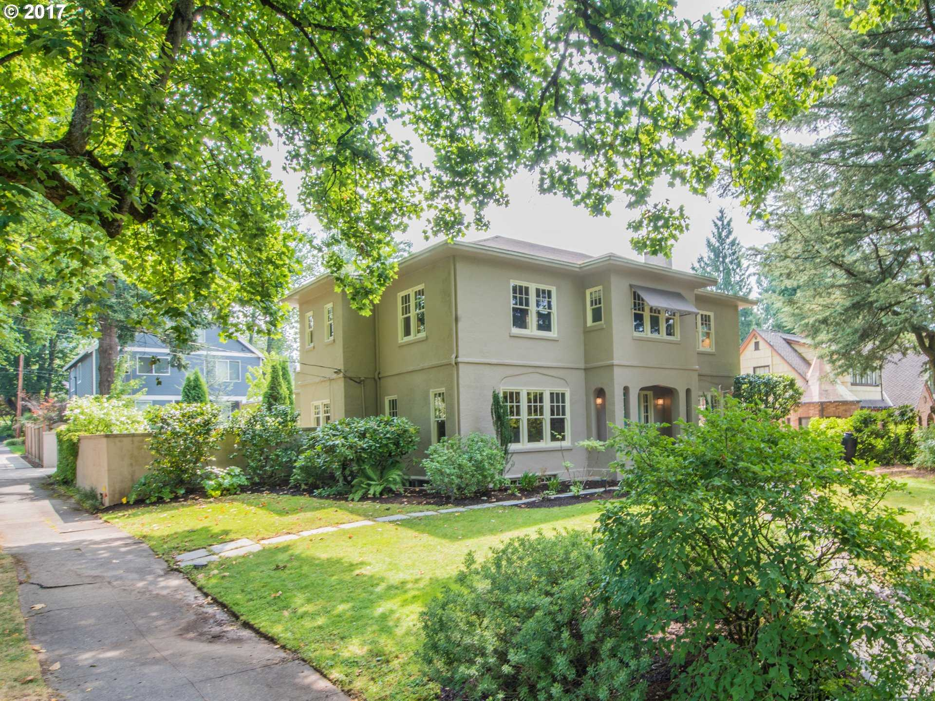 $1,100,000 - 3Br/4Ba -  for Sale in Mt Tabor, Portland