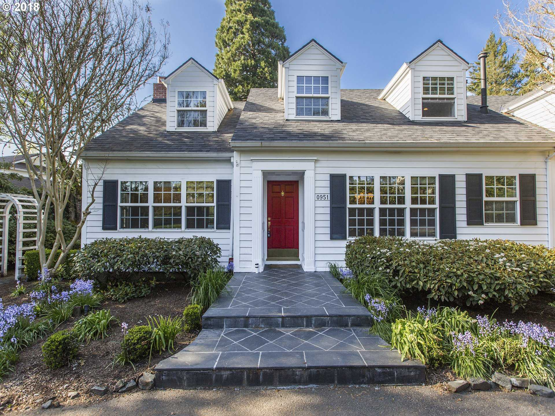 $1,375,000 - 5Br/4Ba -  for Sale in Portland
