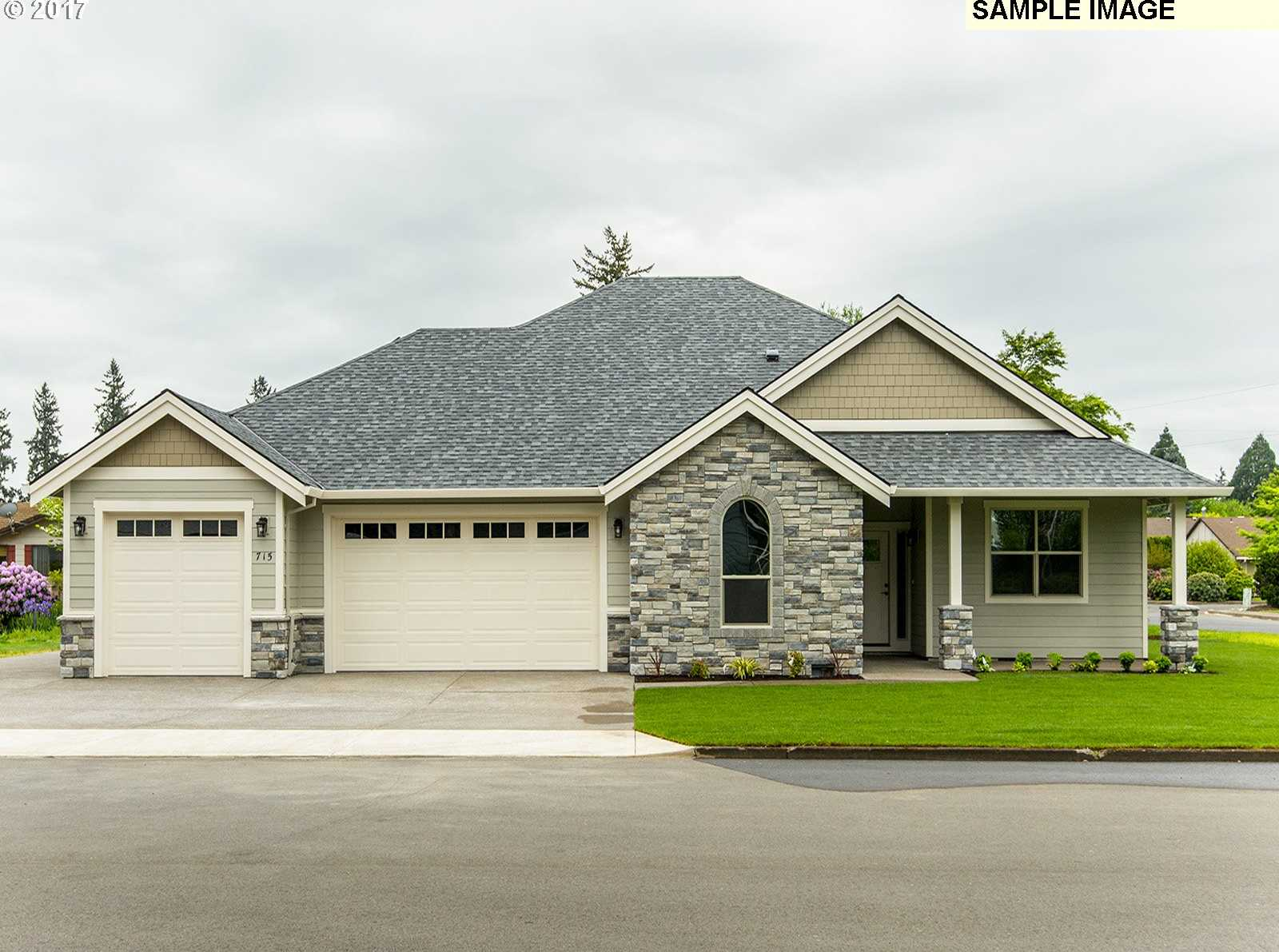 $484,800 - 3Br/2Ba -  for Sale in Canby