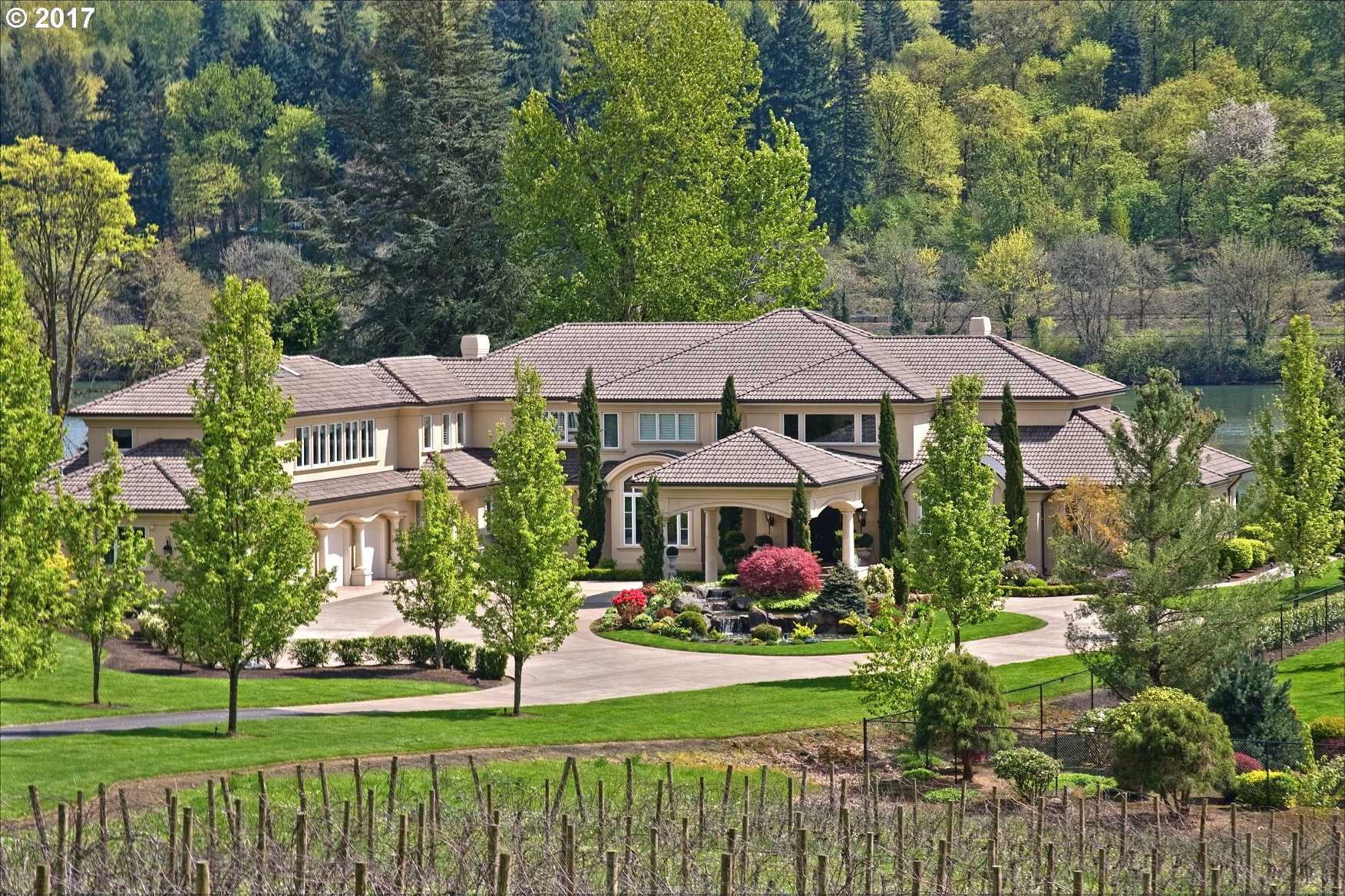 $5,600,000 - 5Br/10Ba -  for Sale in West Linn