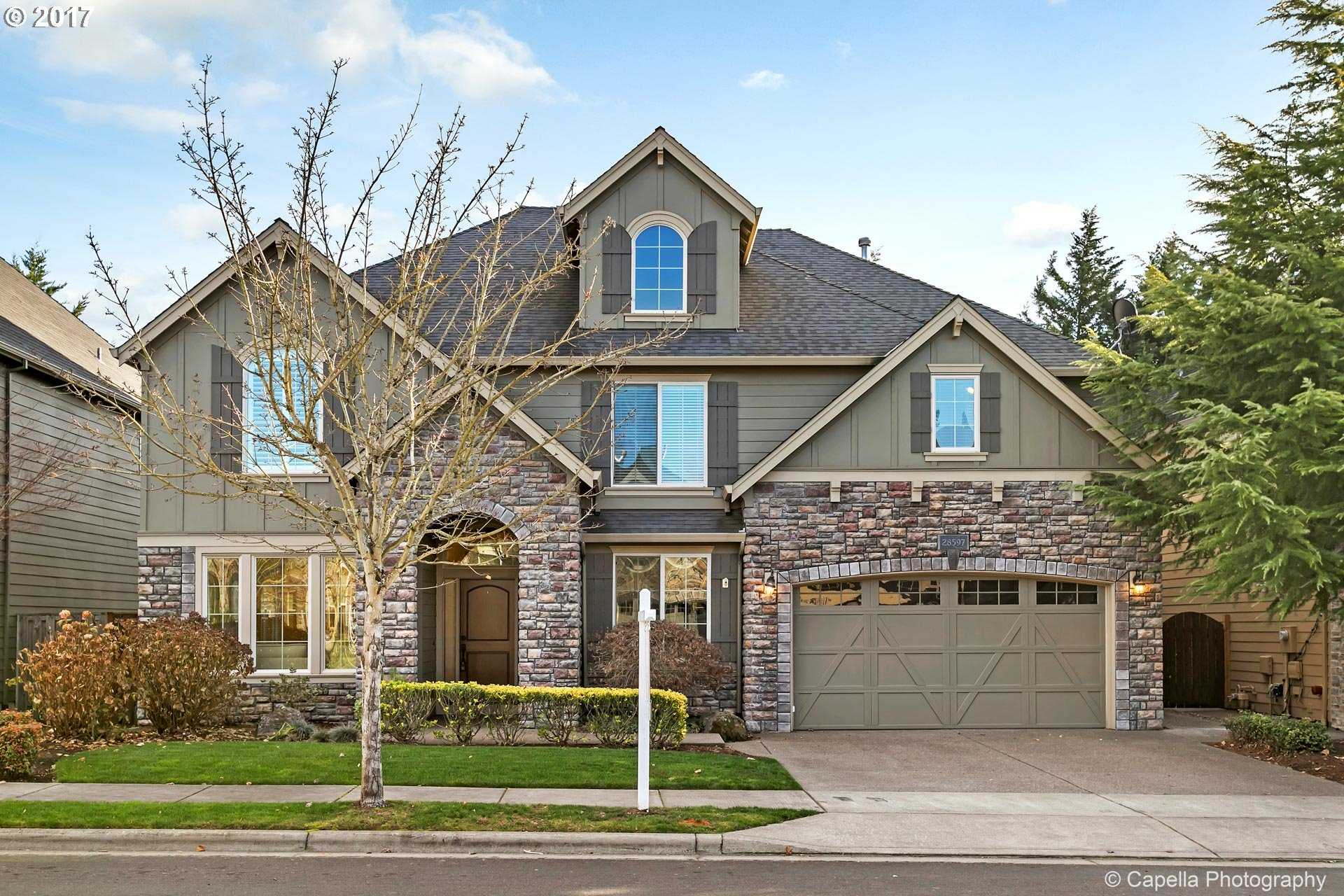 $659,990 - 4Br/3Ba -  for Sale in Renaissance At Canyon Creek, Wilsonville