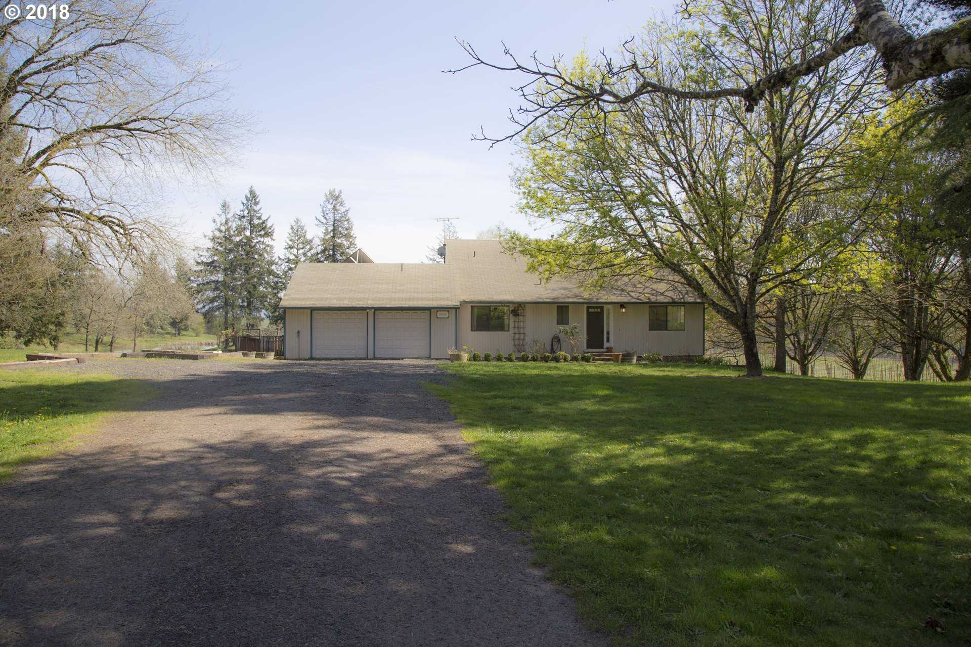 $3,150,000 - 3Br/3Ba -  for Sale in Newberg