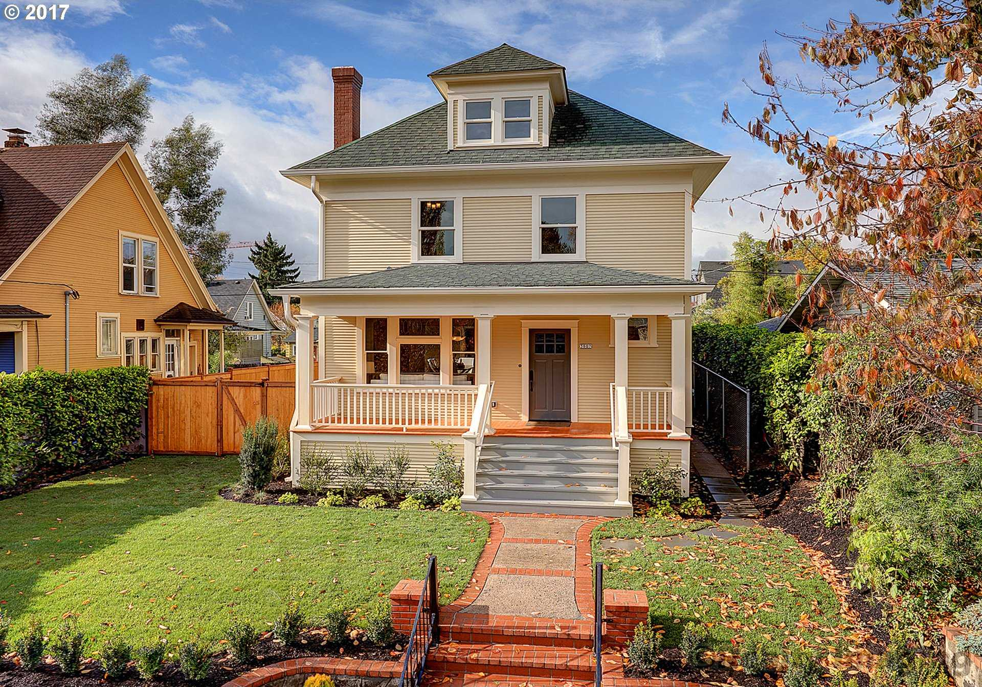 $985,000 - 4Br/4Ba -  for Sale in Portland