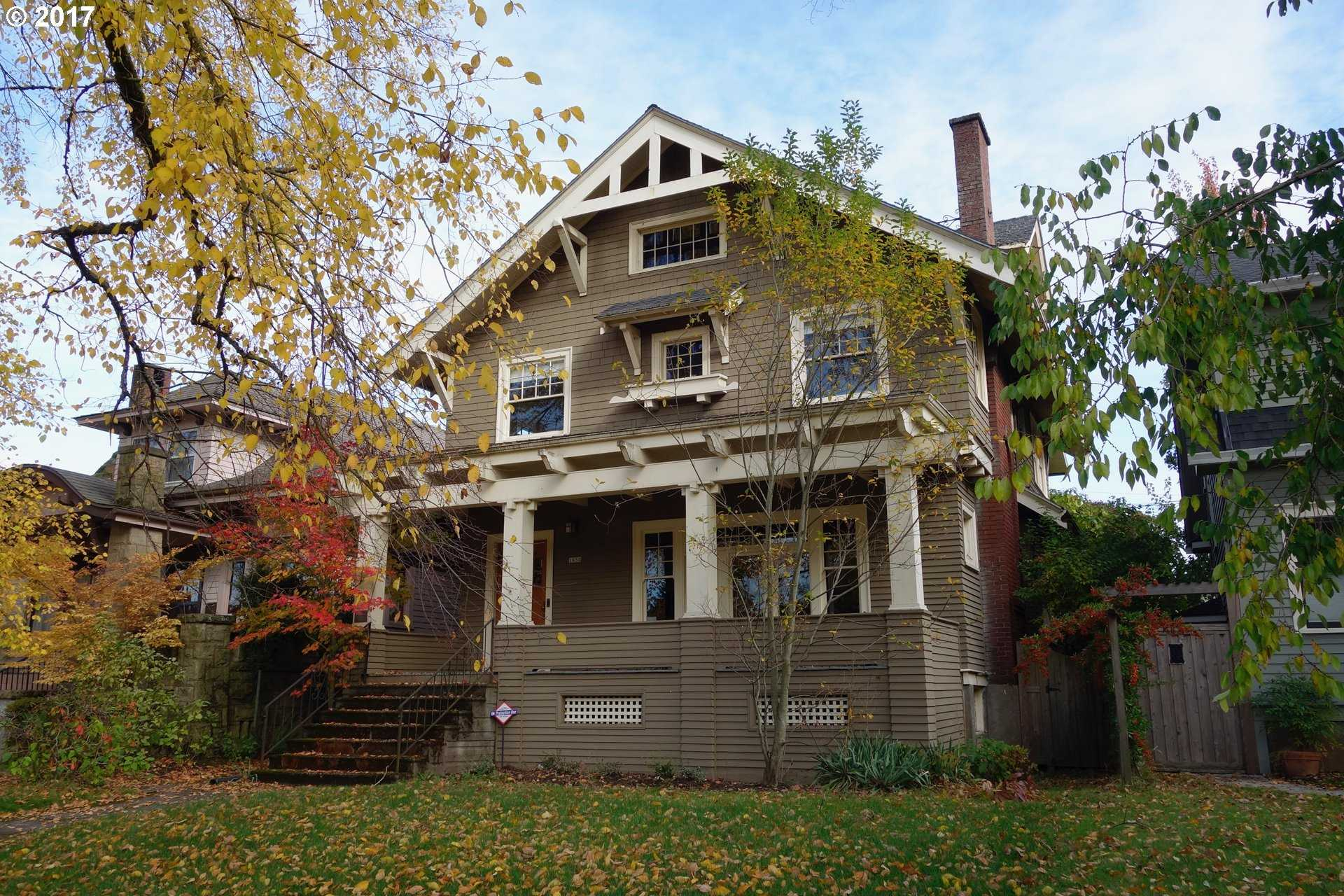 $1,100,000 - 4Br/3Ba -  for Sale in Ladds Addition, Portland