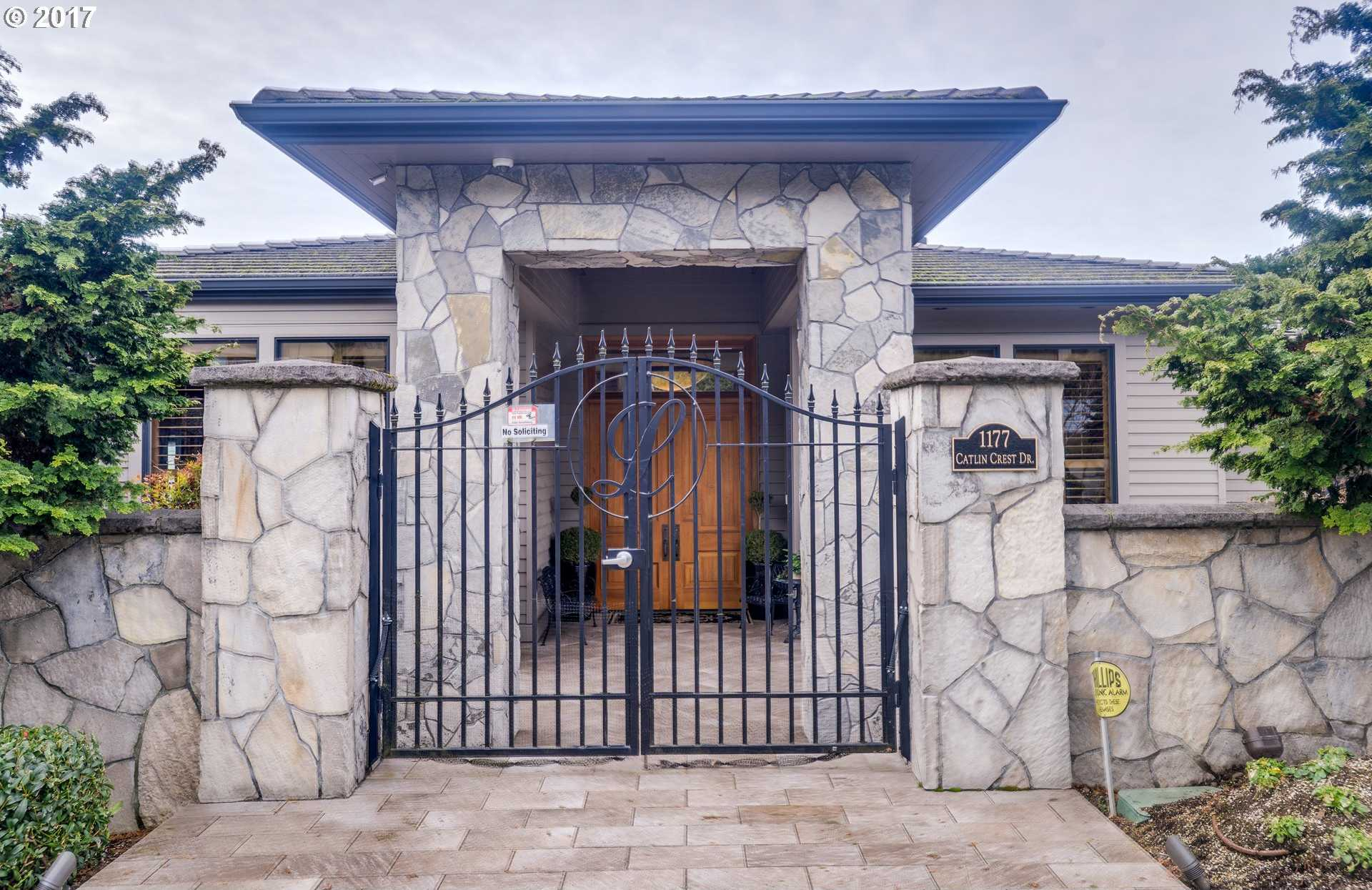 $2,750,000 - 3Br/5Ba -  for Sale in Catlin Crest, Portland