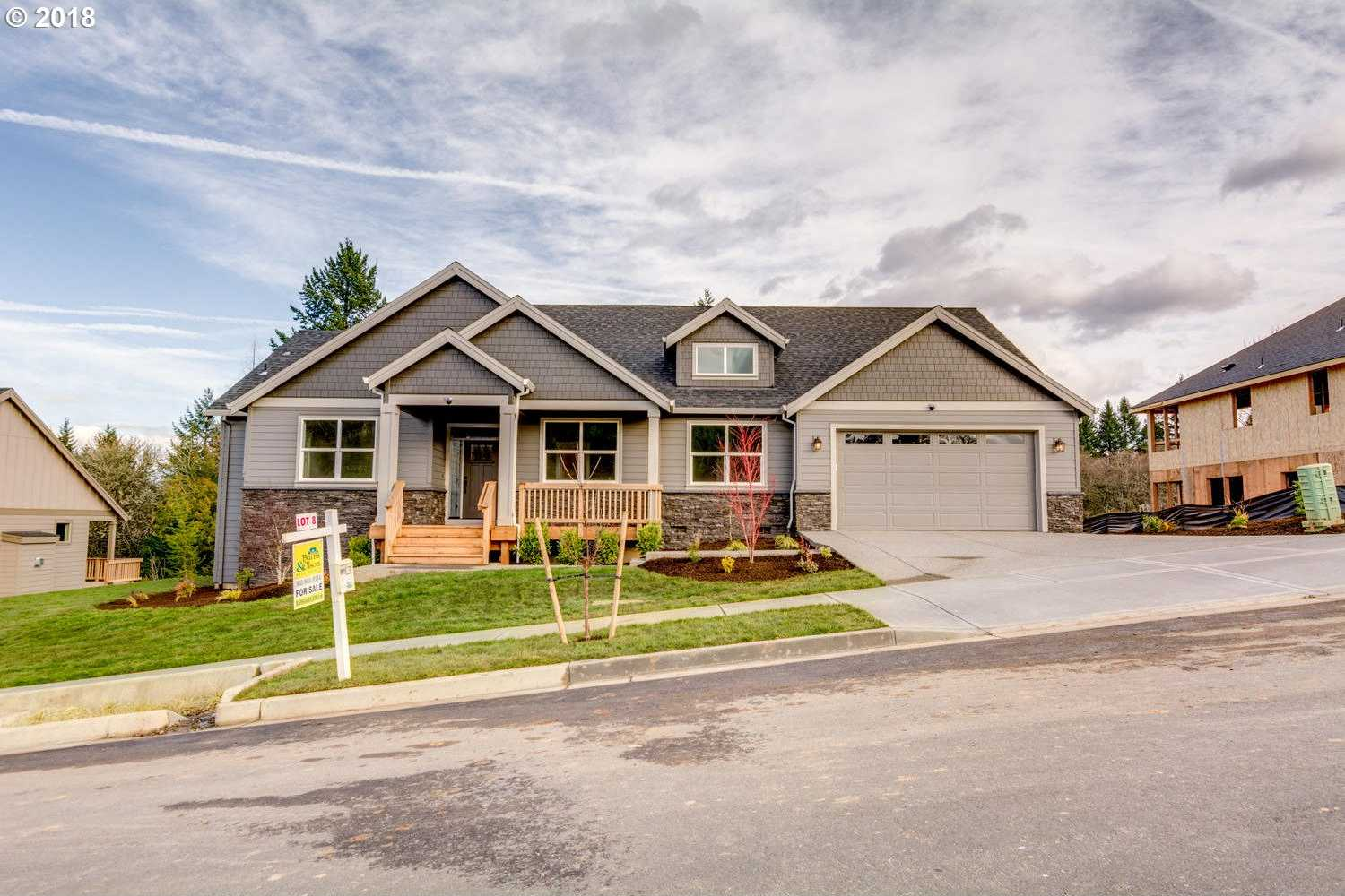 $499,950 - 3Br/3Ba -  for Sale in Hilltop View Estates, Gresham