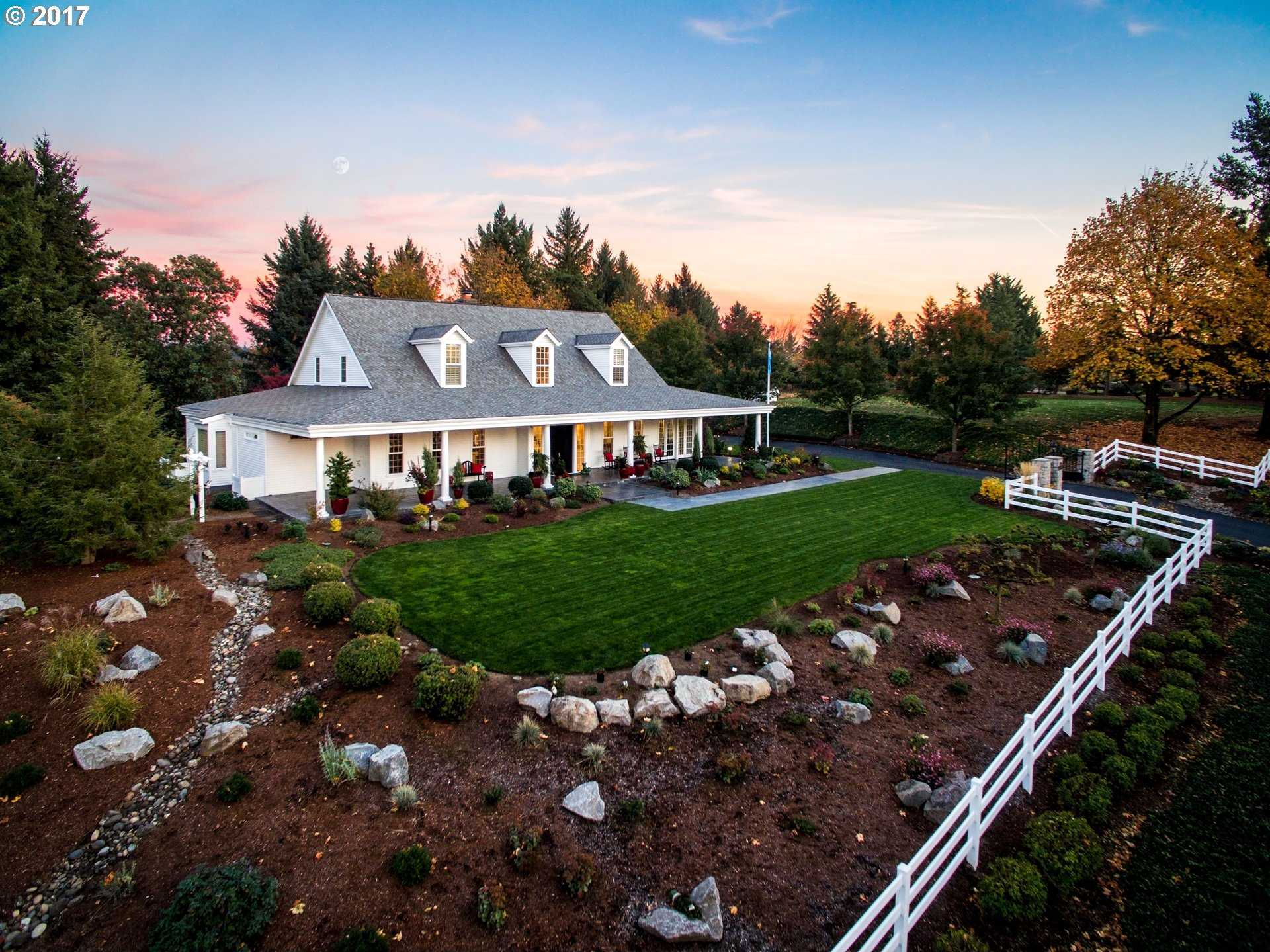 $1,988,000 - 5Br/5Ba -  for Sale in Stafford, Wilsonville