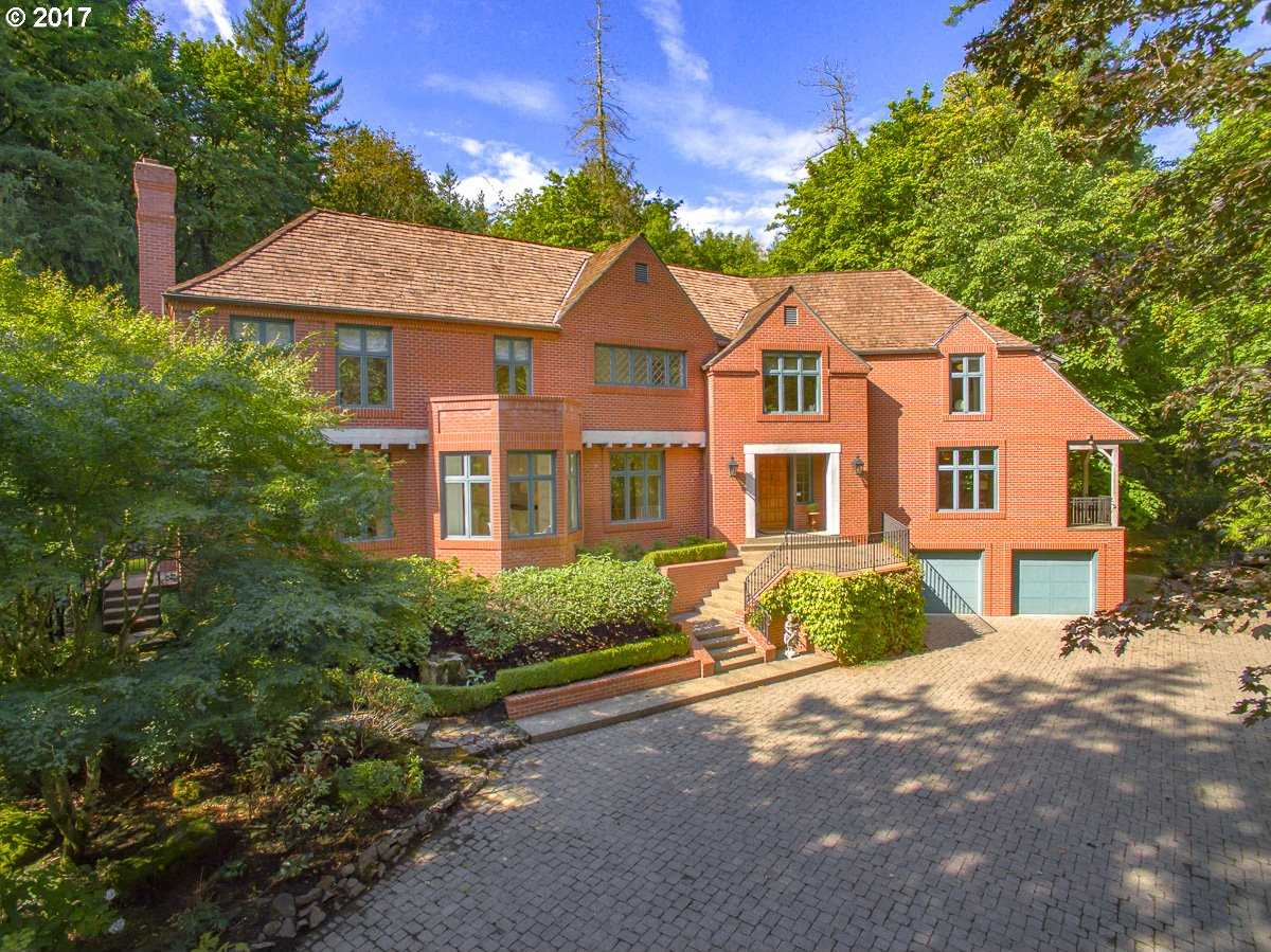 $2,395,000 - 4Br/5Ba -  for Sale in Raleigh Hills Area, Portland