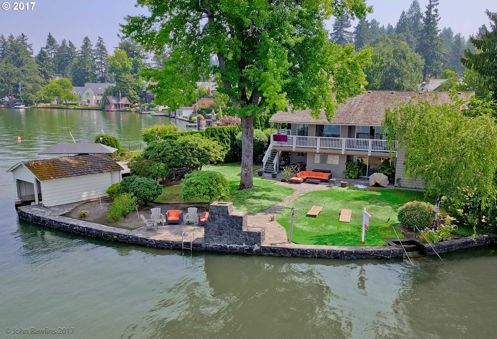 $3,865,000 - 6Br/4Ba -  for Sale in Main Lake Oswego, Lake Oswego