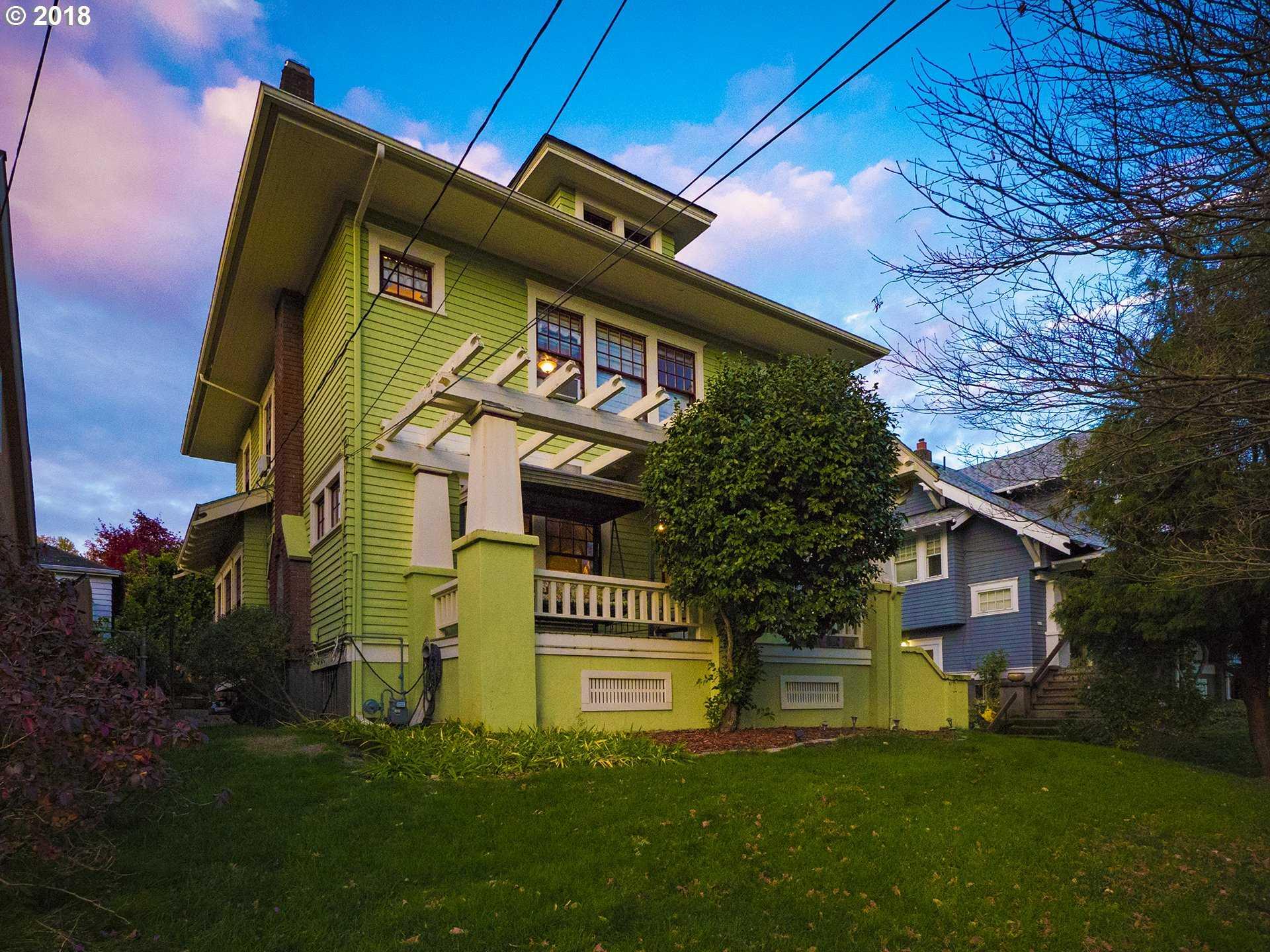 $649,000 - 3Br/2Ba -  for Sale in Laurelhurst, Portland