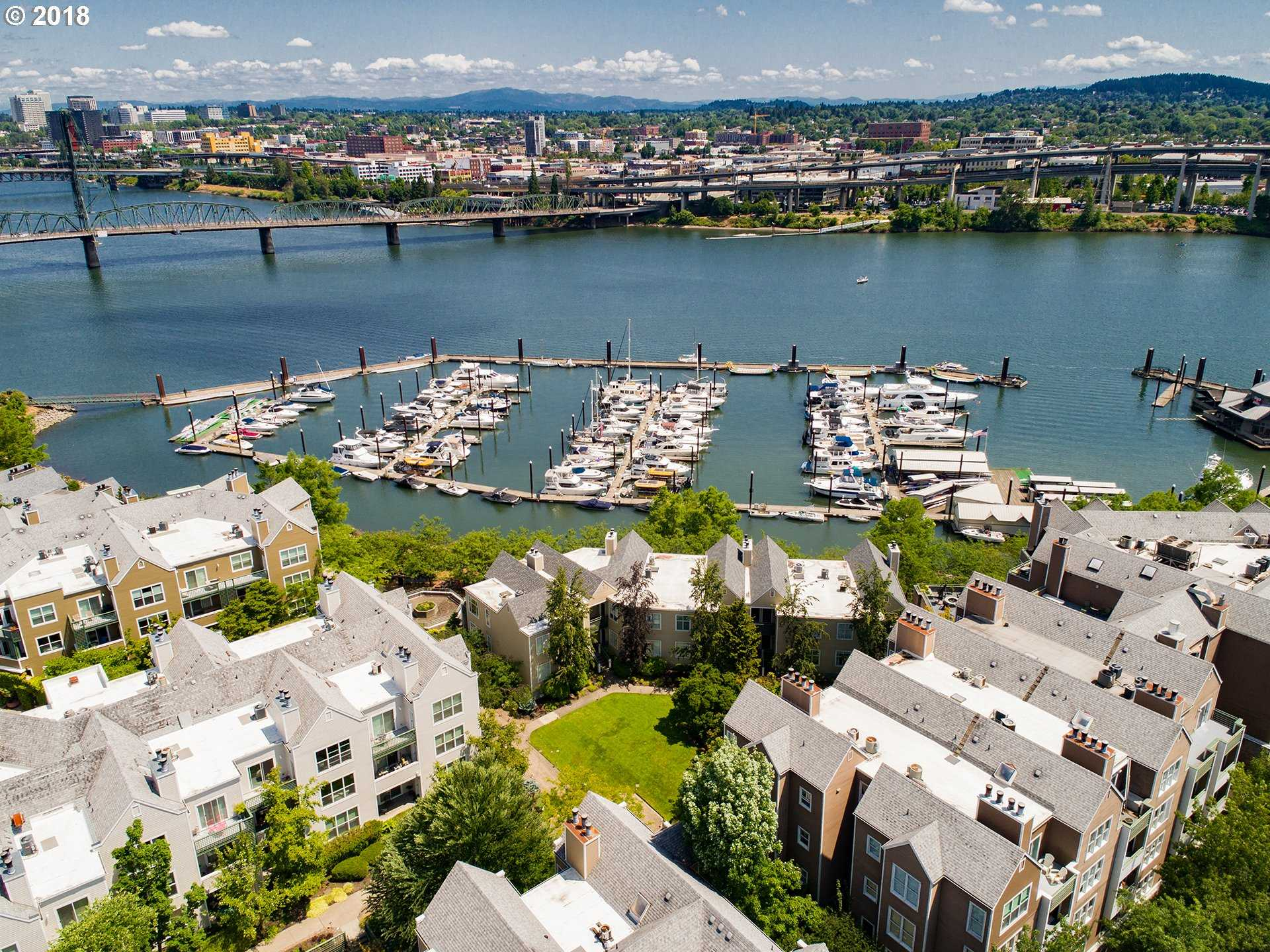 $479,999 - 2Br/2Ba -  for Sale in Riverplace, Downtown Portland, Portland