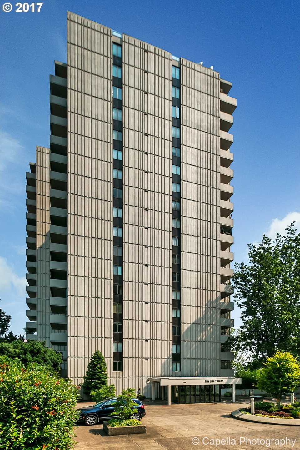 $435,000 - 2Br/2Ba -  for Sale in Lincoln Tower, Portland