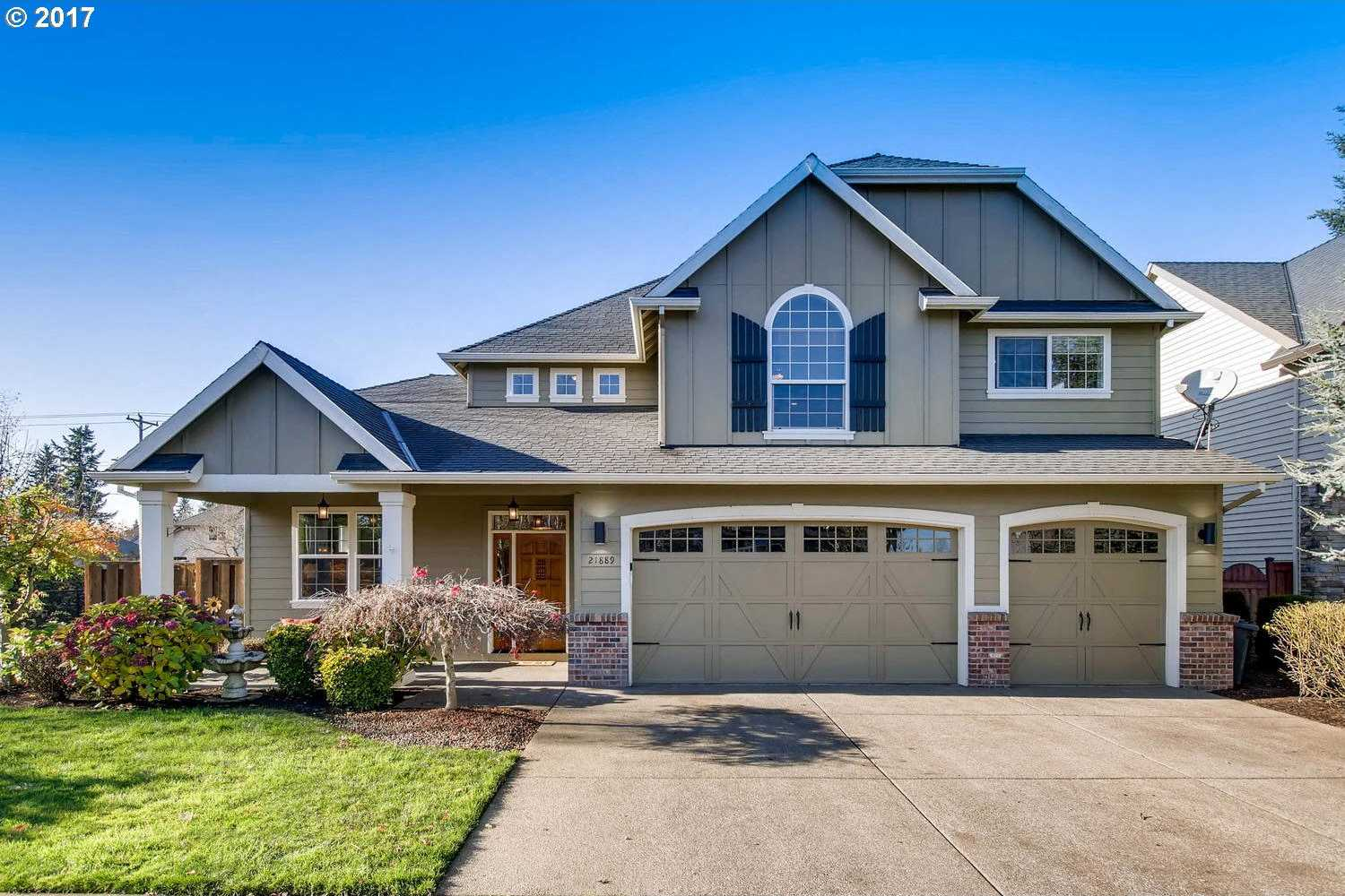 $659,900 - 4Br/3Ba -  for Sale in Park View Estates, Tualatin