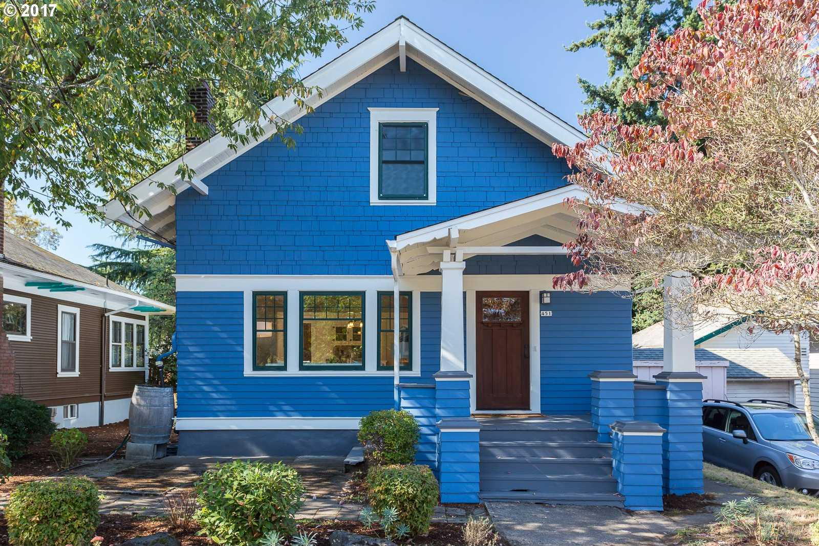 $549,000 - 4Br/2Ba -  for Sale in North Tabor, Portland