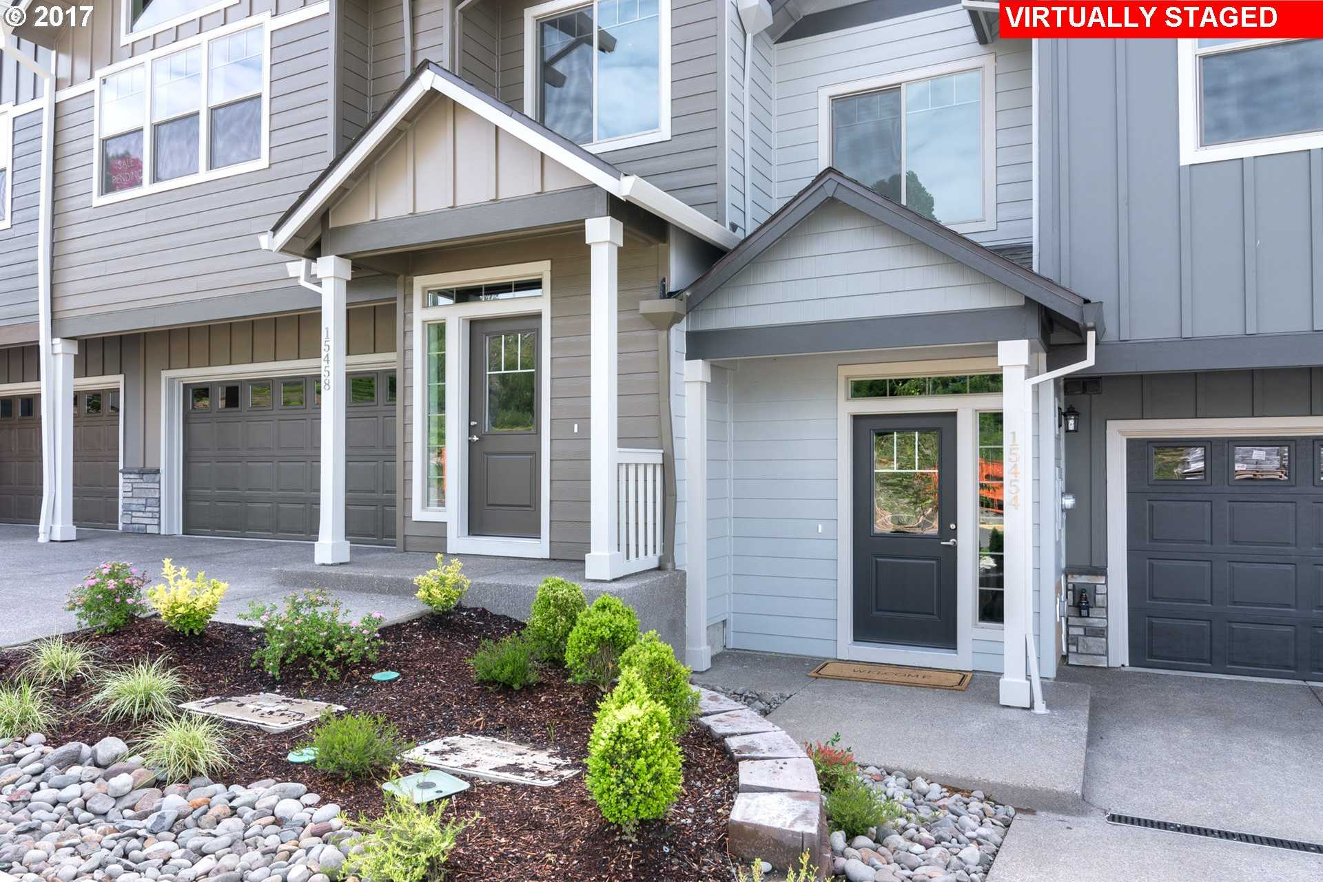 $339,900 - 3Br/3Ba -  for Sale in Crest View Townhomes, Happy Valley