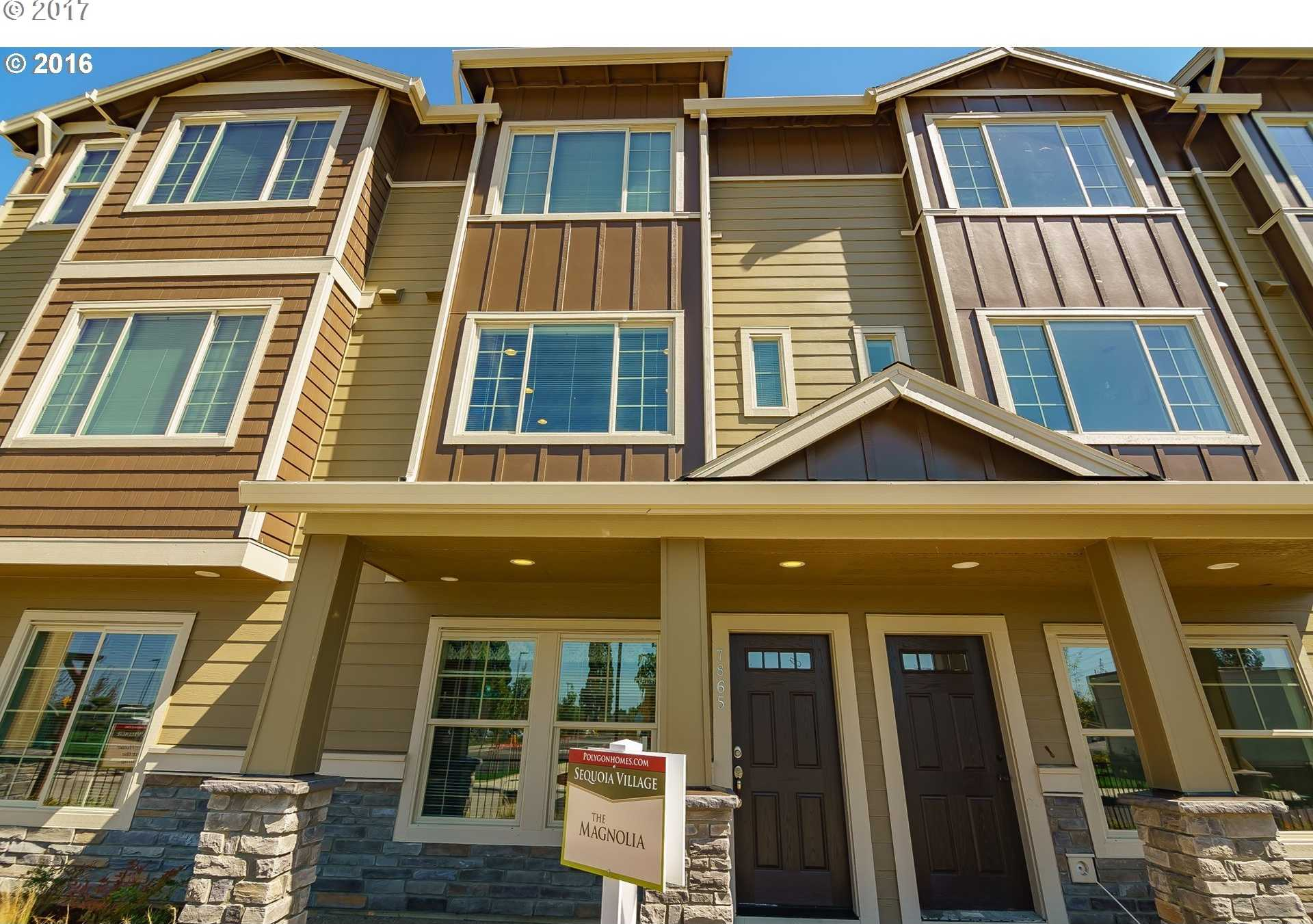 $289,990 - 2Br/3Ba -  for Sale in Sequoia Village, Hillsboro