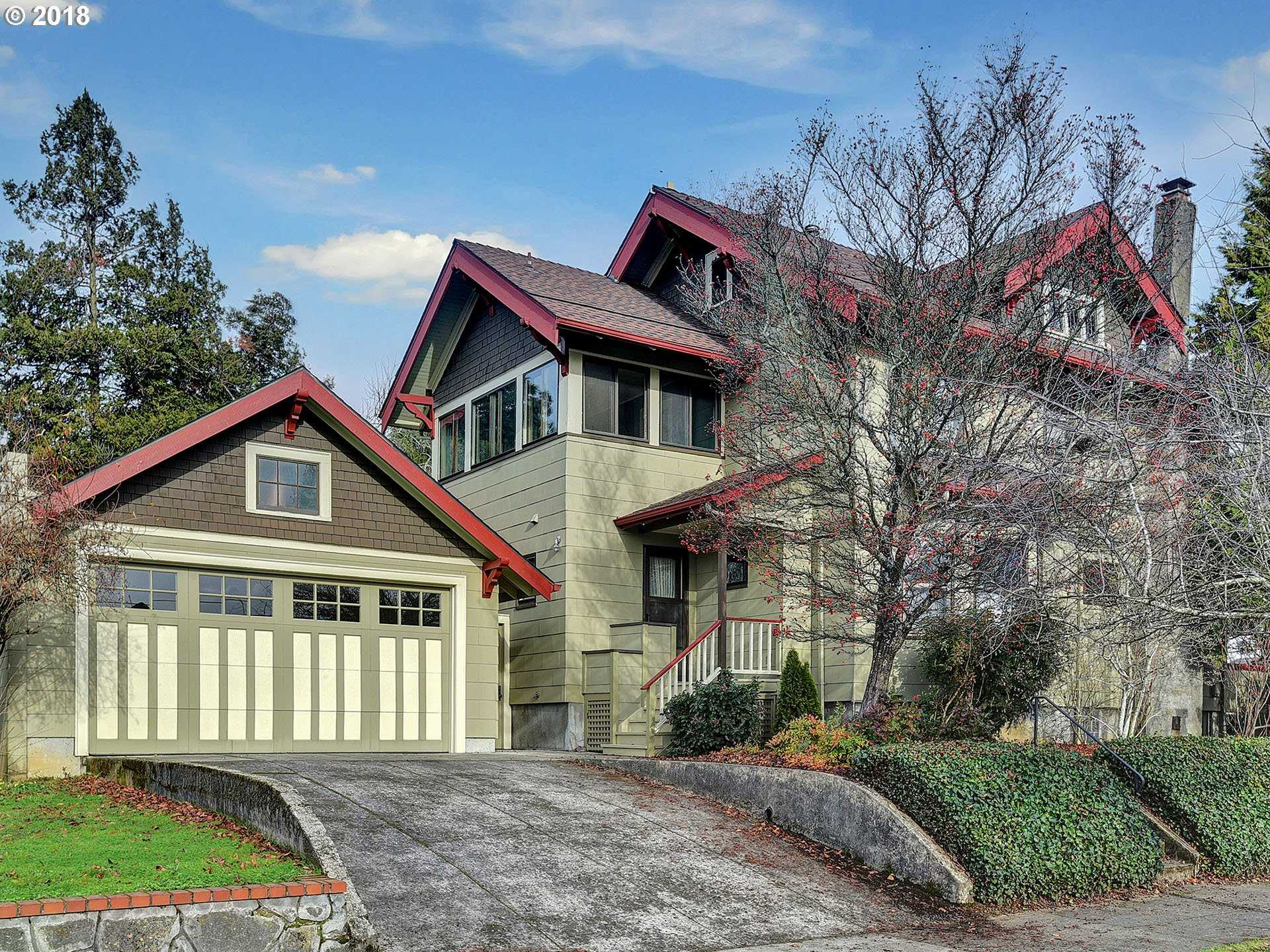 $889,000 - 5Br/4Ba -  for Sale in Piedmont/albina, Portland