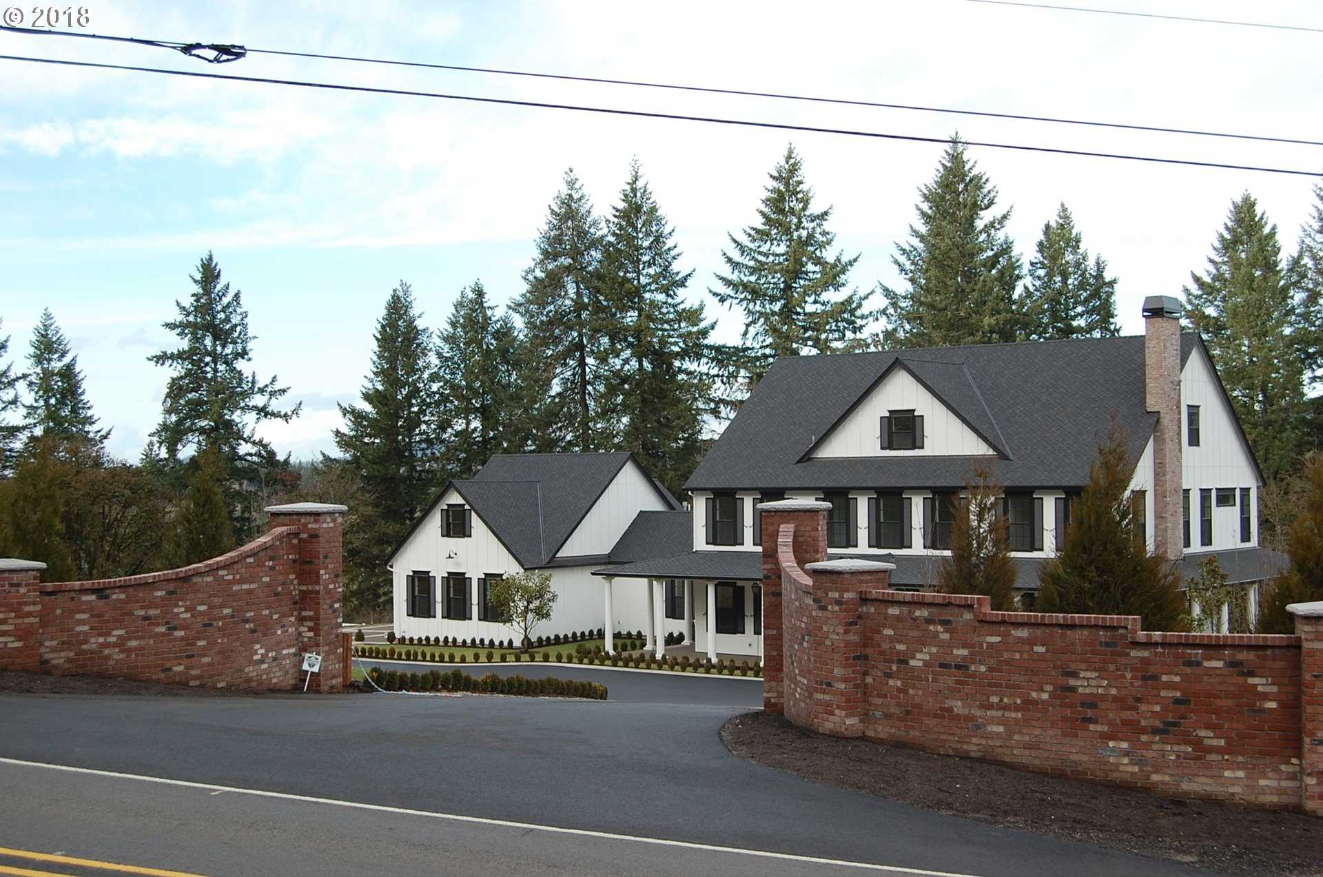 $1,998,000 - 4Br/6Ba -  for Sale in West Linn