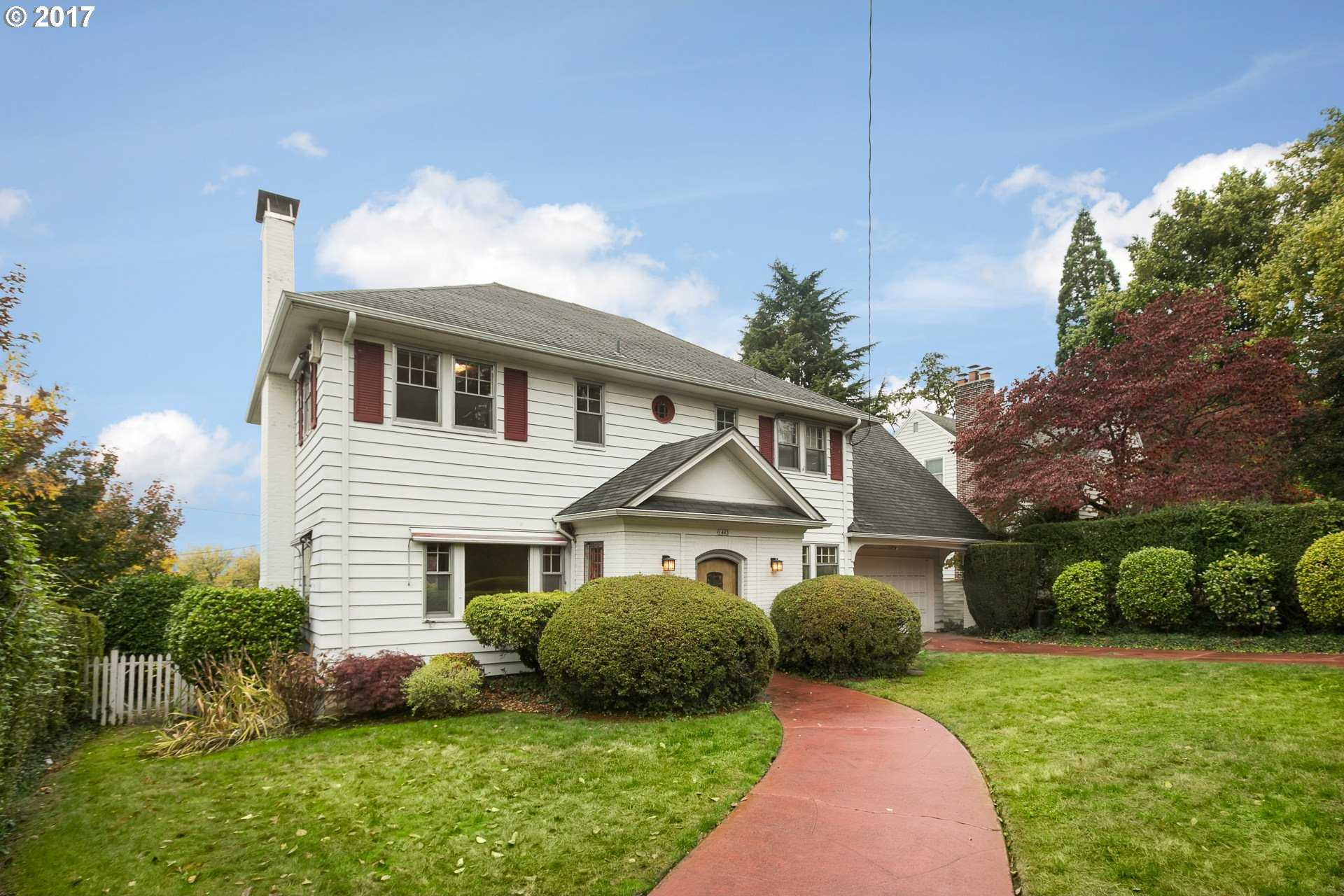 $1,100,000 - 4Br/4Ba -  for Sale in Mt Tabor, Portland