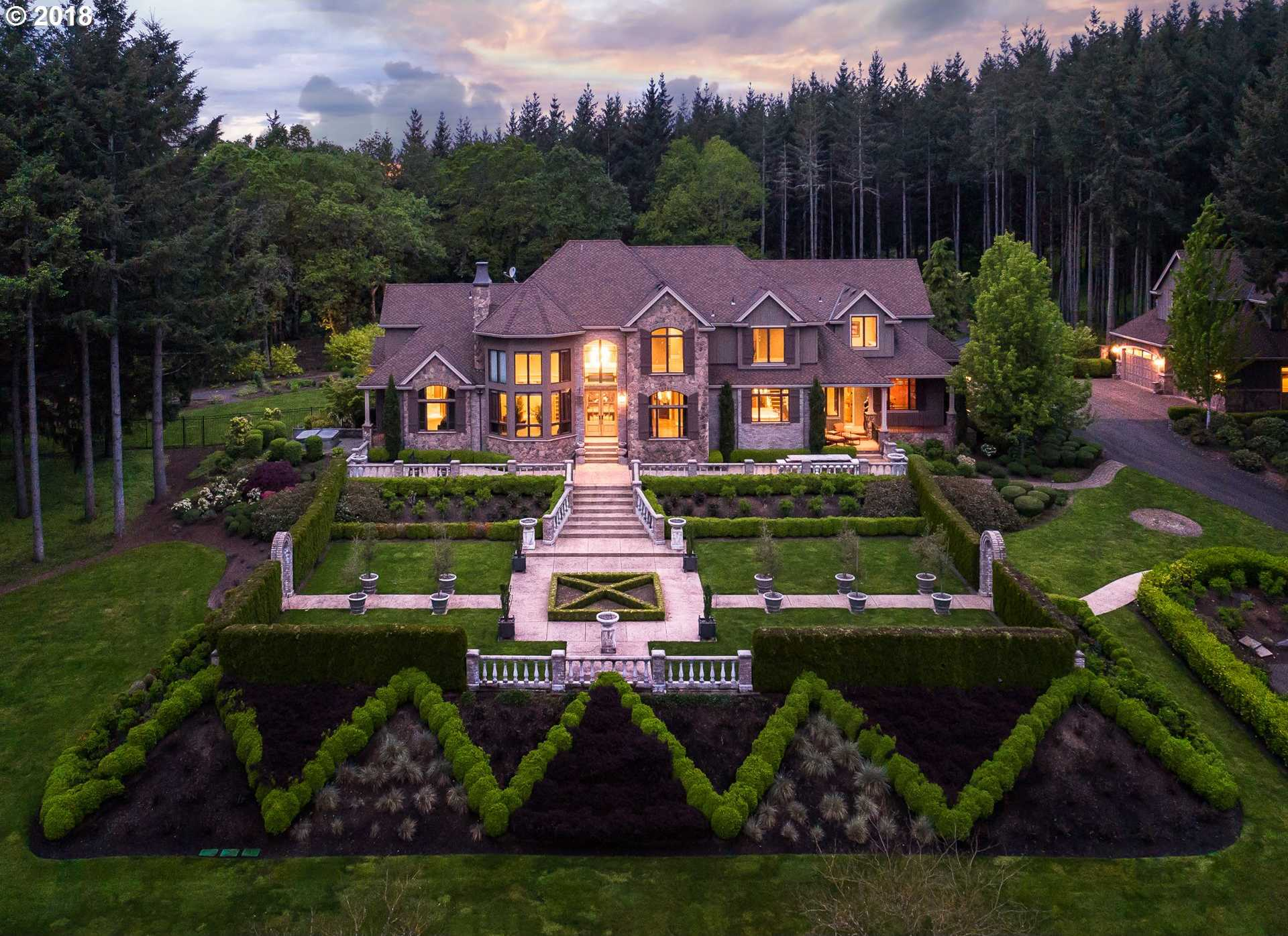 $2,650,000 - 4Br/6Ba -  for Sale in Stafford/oregon Golf Club, West Linn
